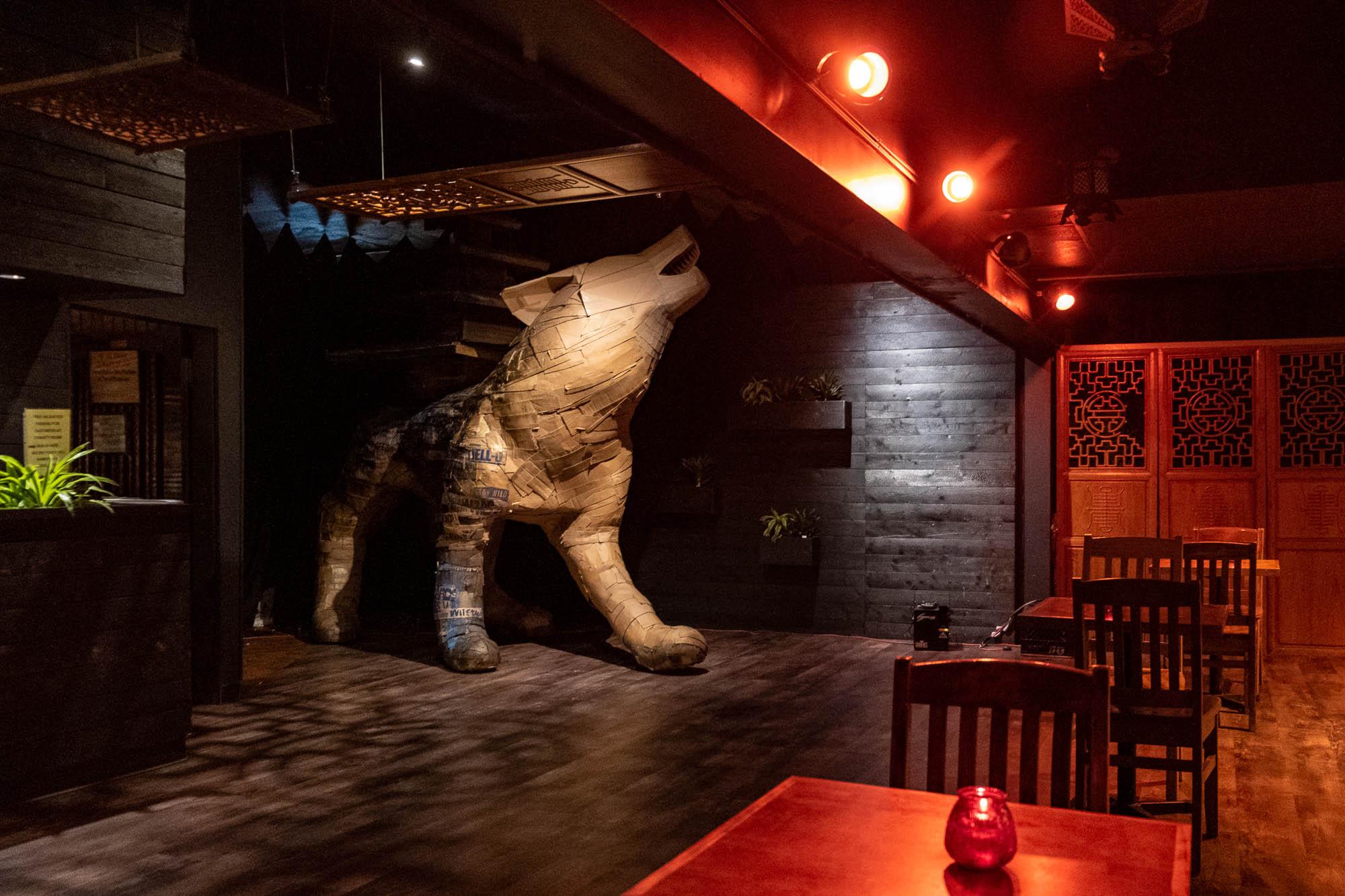 Dynasty Room's Temporary Bar Isn't Closing Just Yet