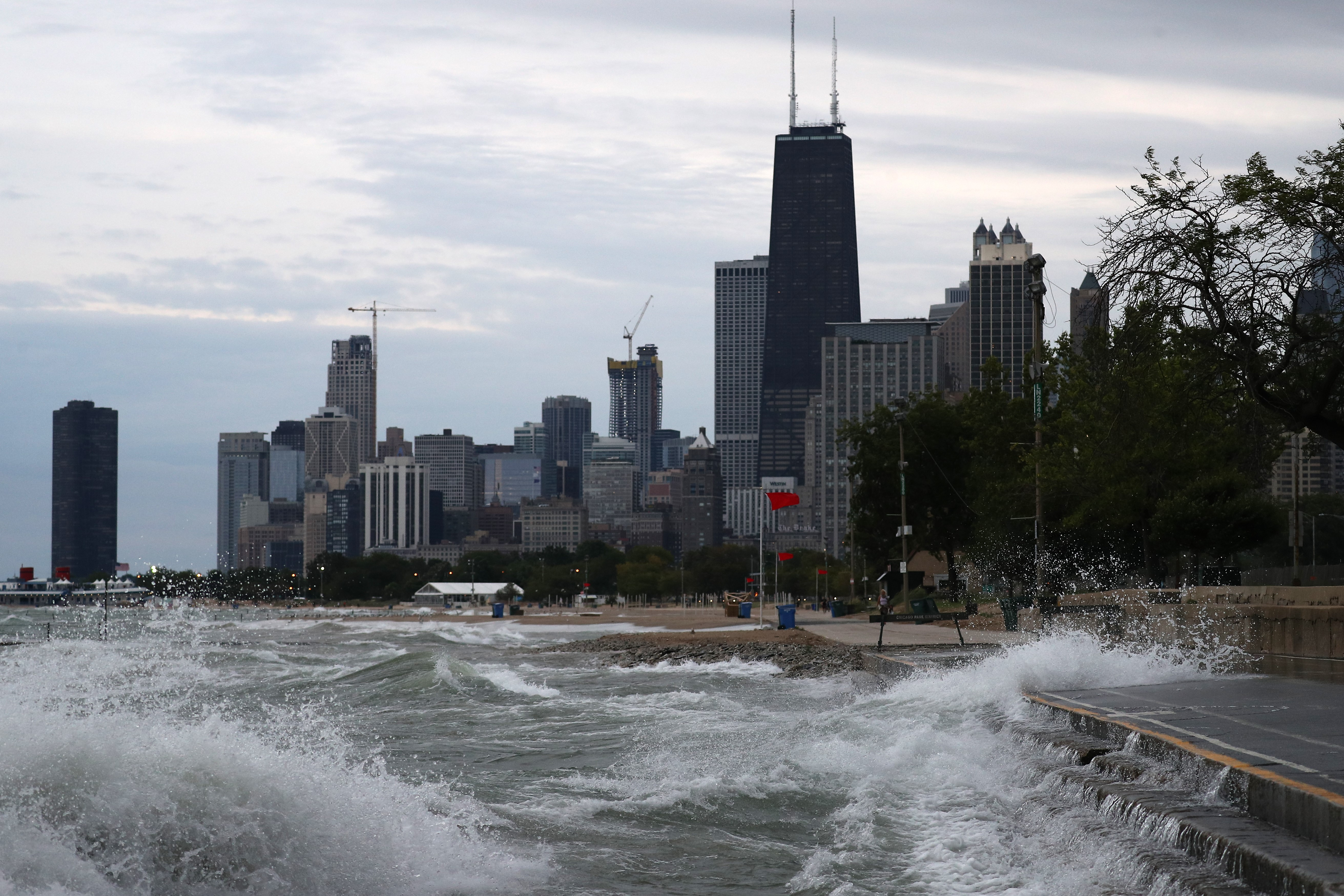 How is weather in chicago  Chicago, IL  2019-05-04