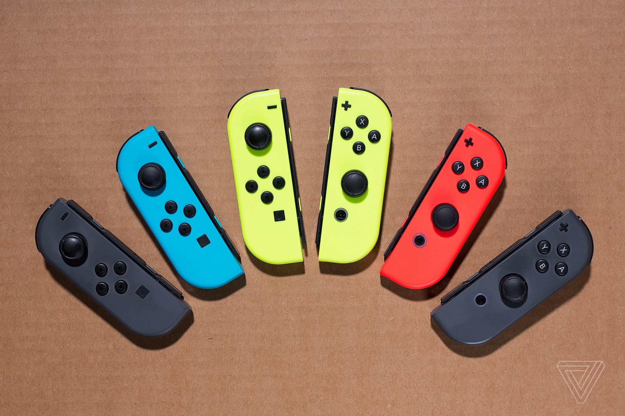 The Nintendo Switch's Joy-Con drift problem, explained - The