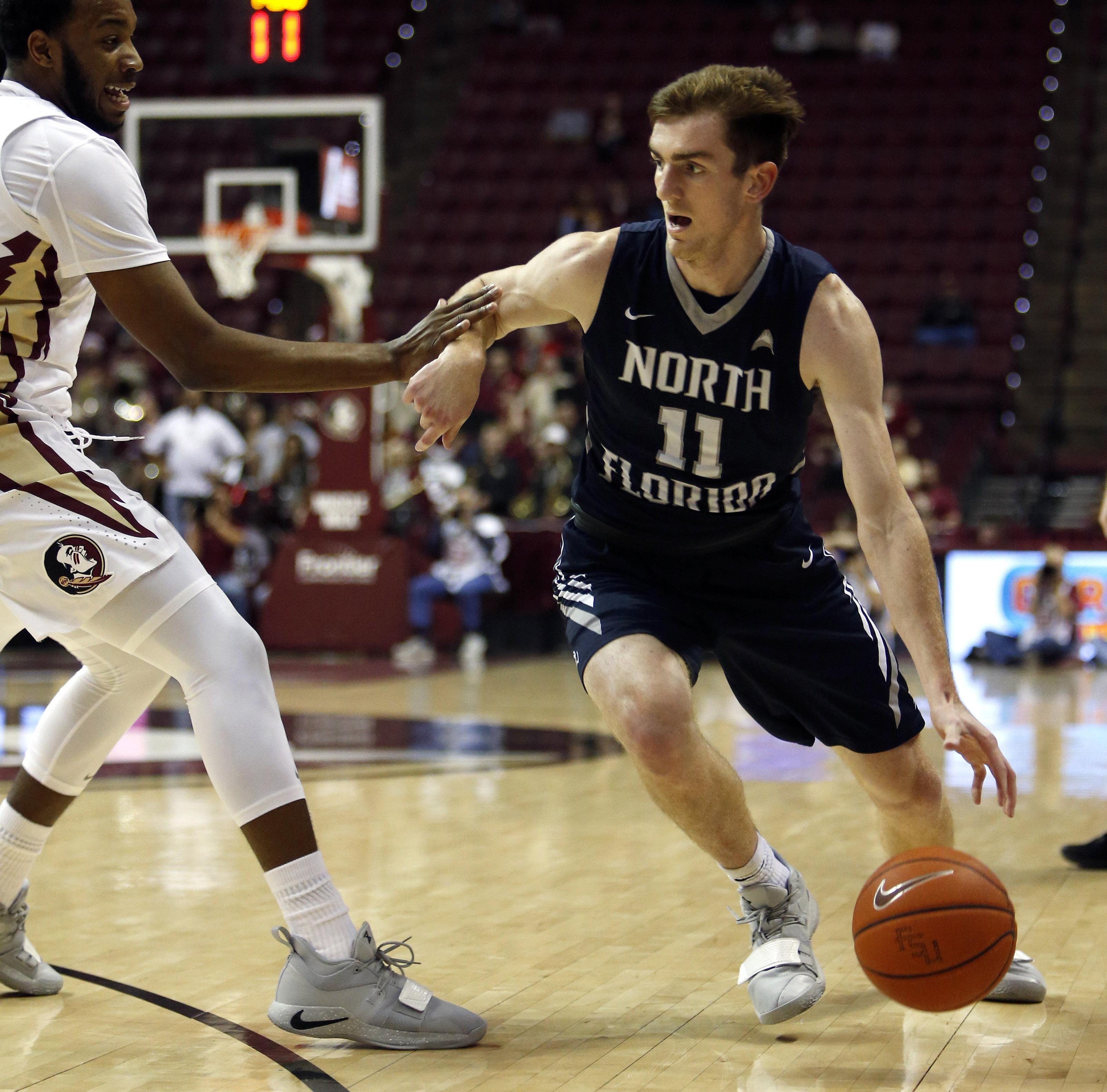 NCAA Basketball: North Florida at Florida State