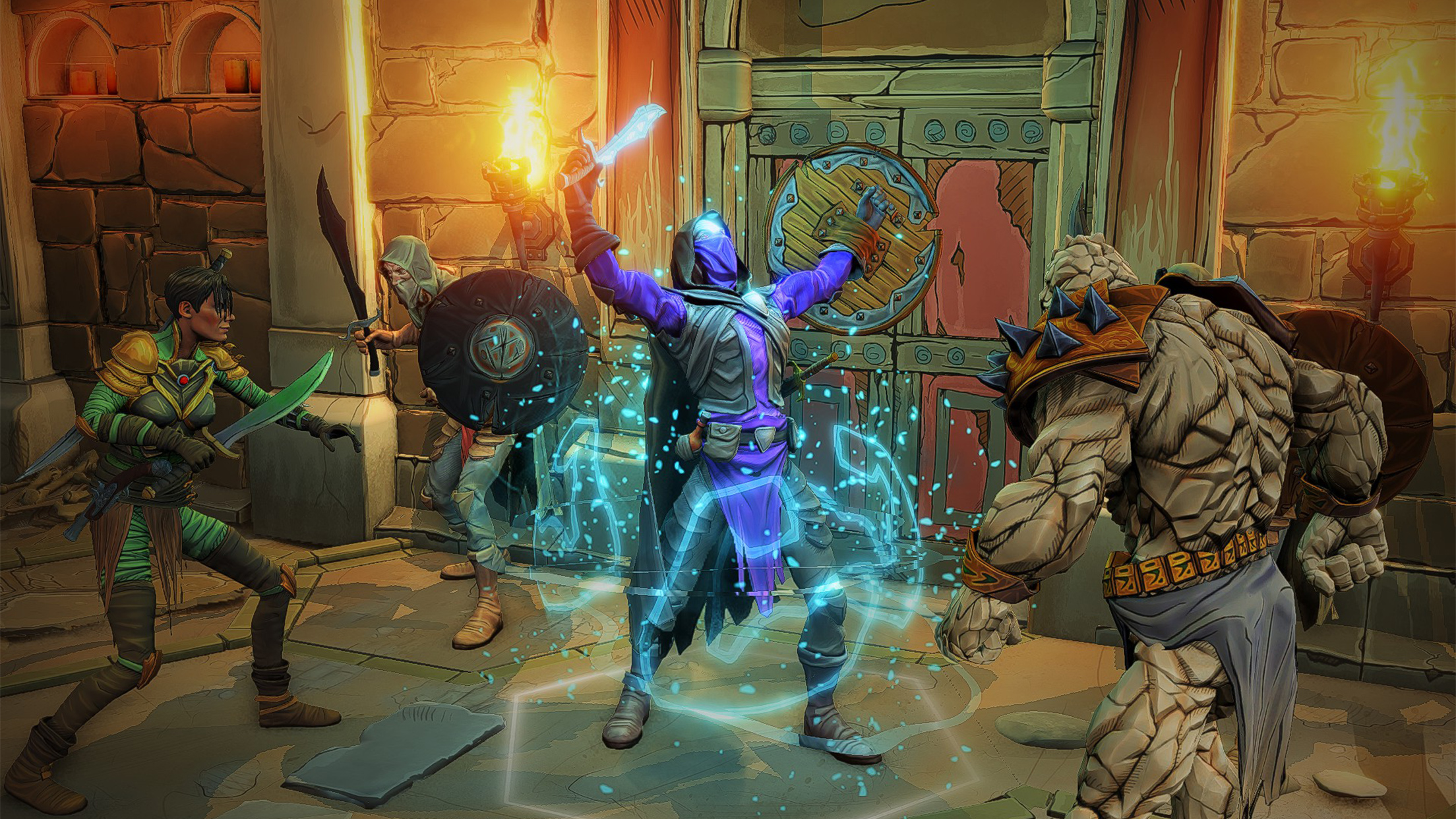 Gloomhaven's PC early access crushes the life out of the popular board game