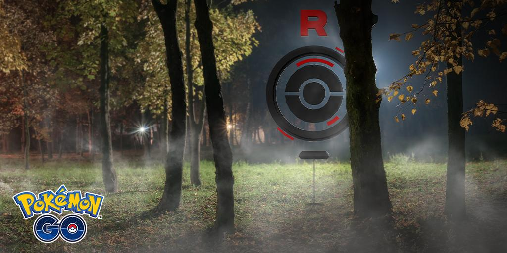 Team Rocket and Shadow Pokémon added to Pokémon Go