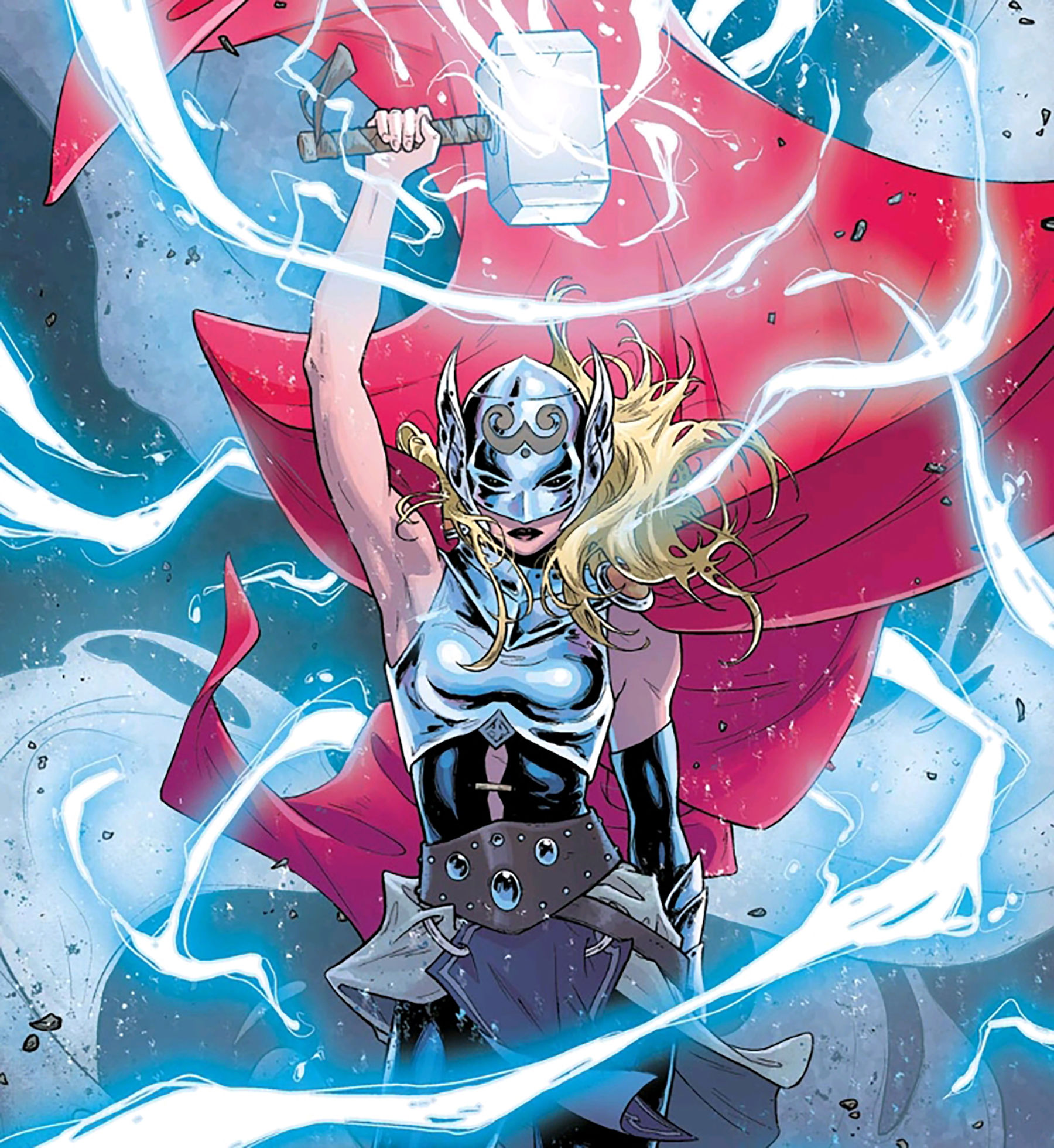 How Jane Foster wound up as female Thor in the comics