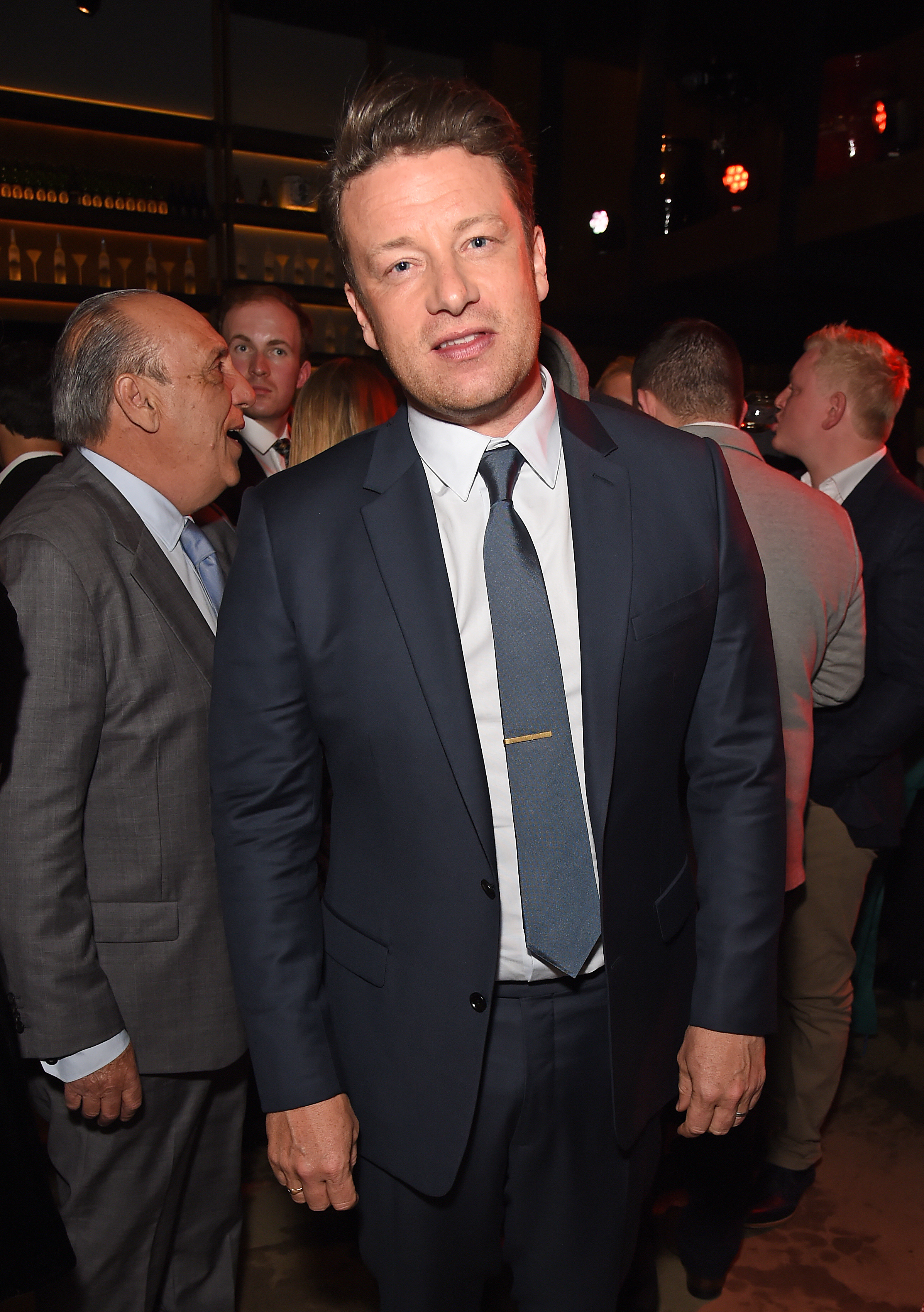 Jamie Oliver Owes Himself Millions After Collapse of Jamie's Italian Restaurant Empire
