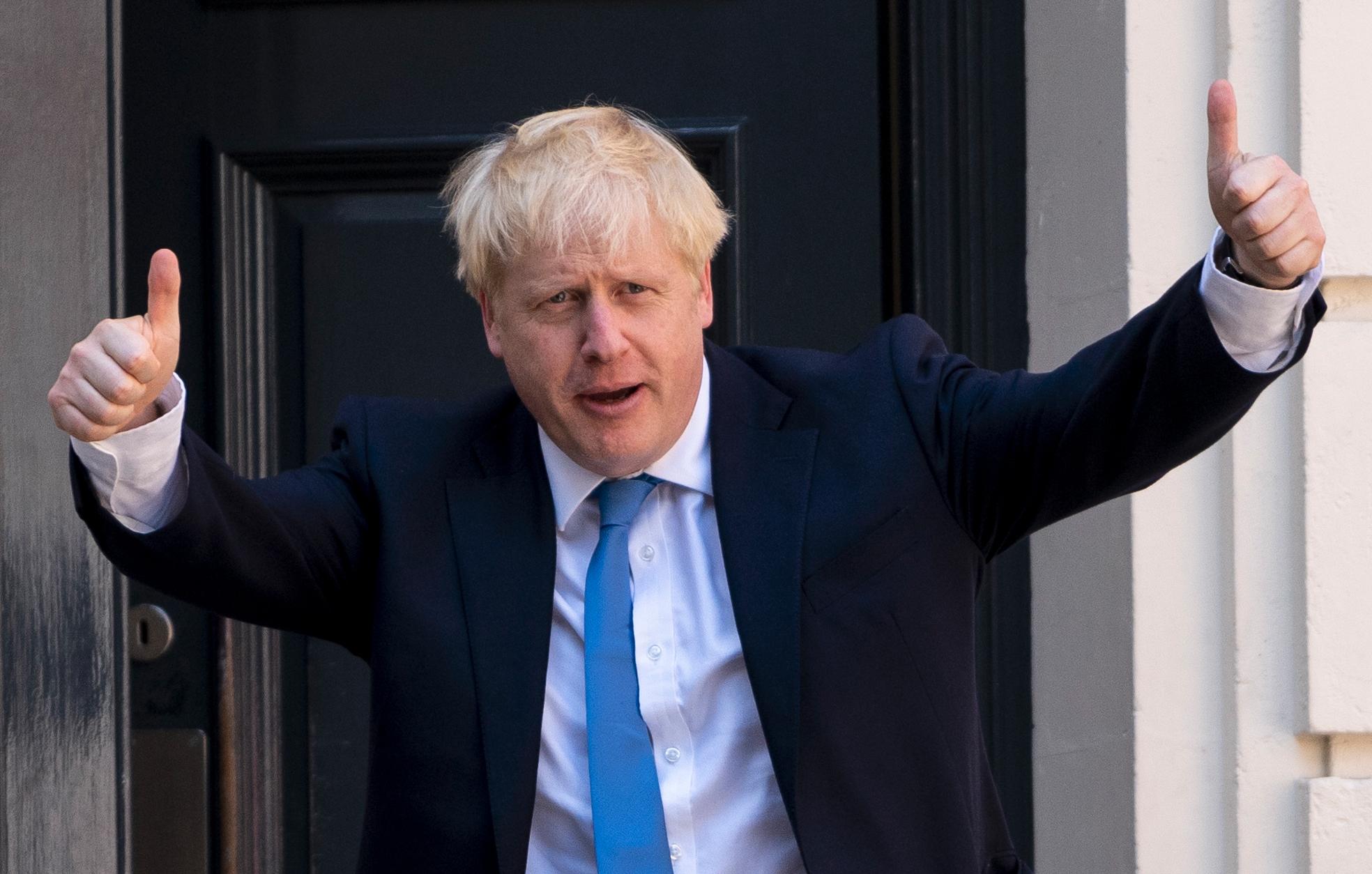 Boris Johnson, the UK's prime minister, explained in under 650 words
