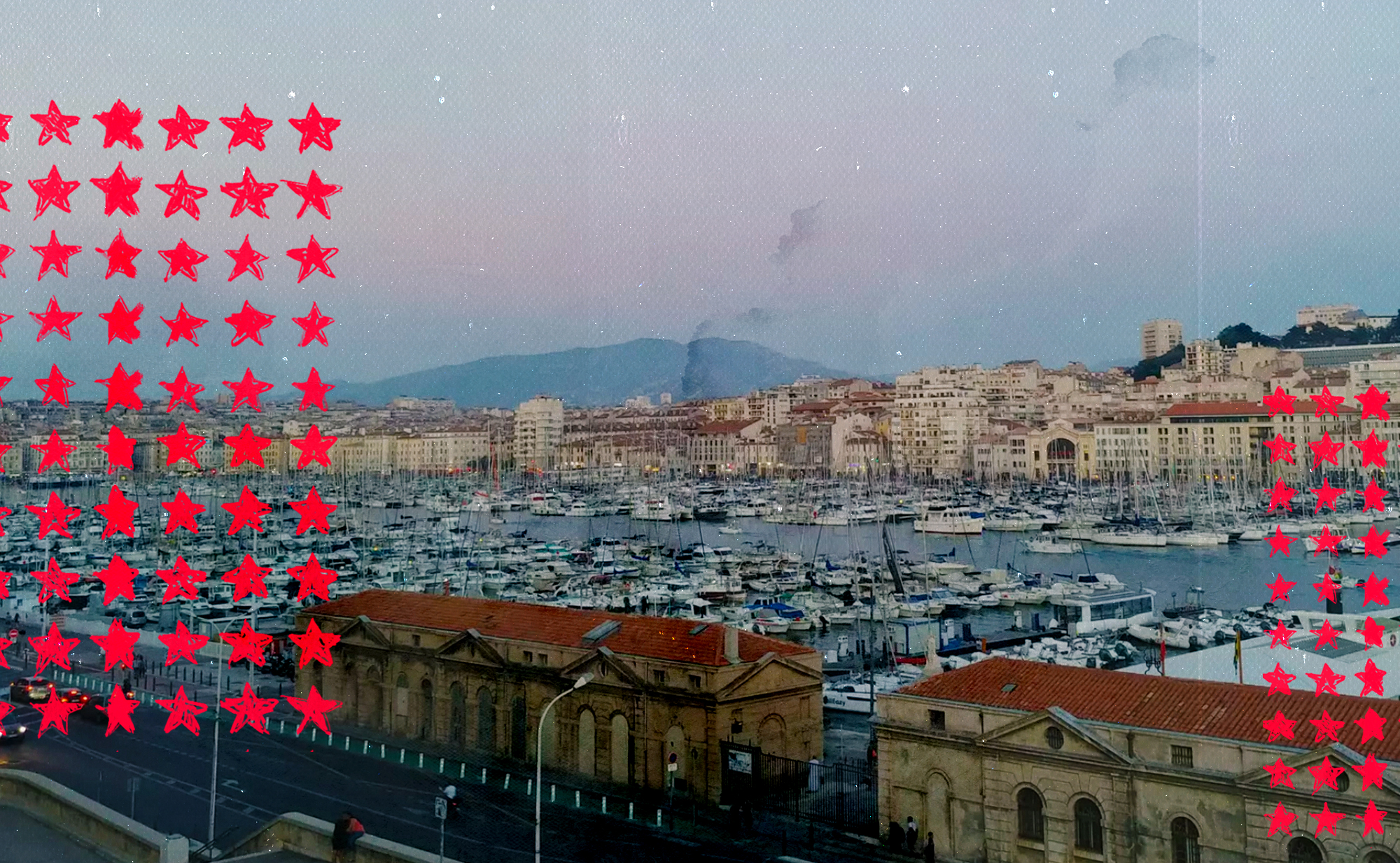 A French summer in Lyon and Marseille