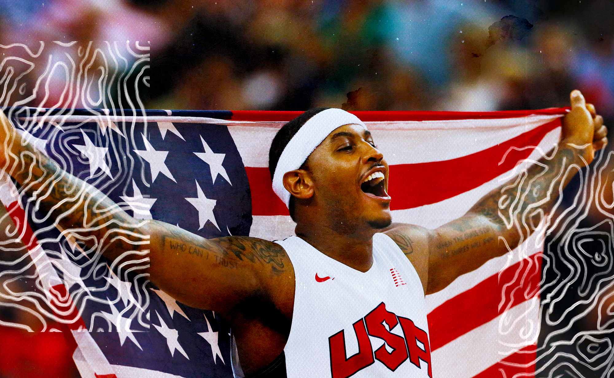 Bring Carmelo Anthony back, and 4 other ways to fix Team USA's roster problem