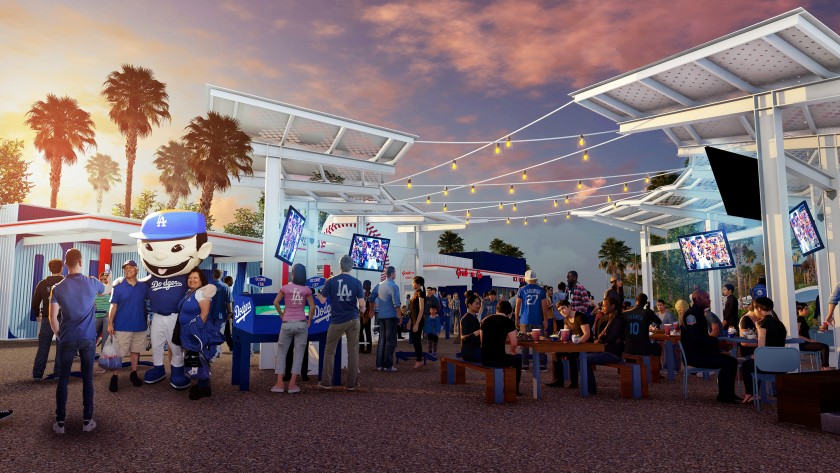 $100 Million Dodger Stadium Renovations Will Add Tons of New Food Options