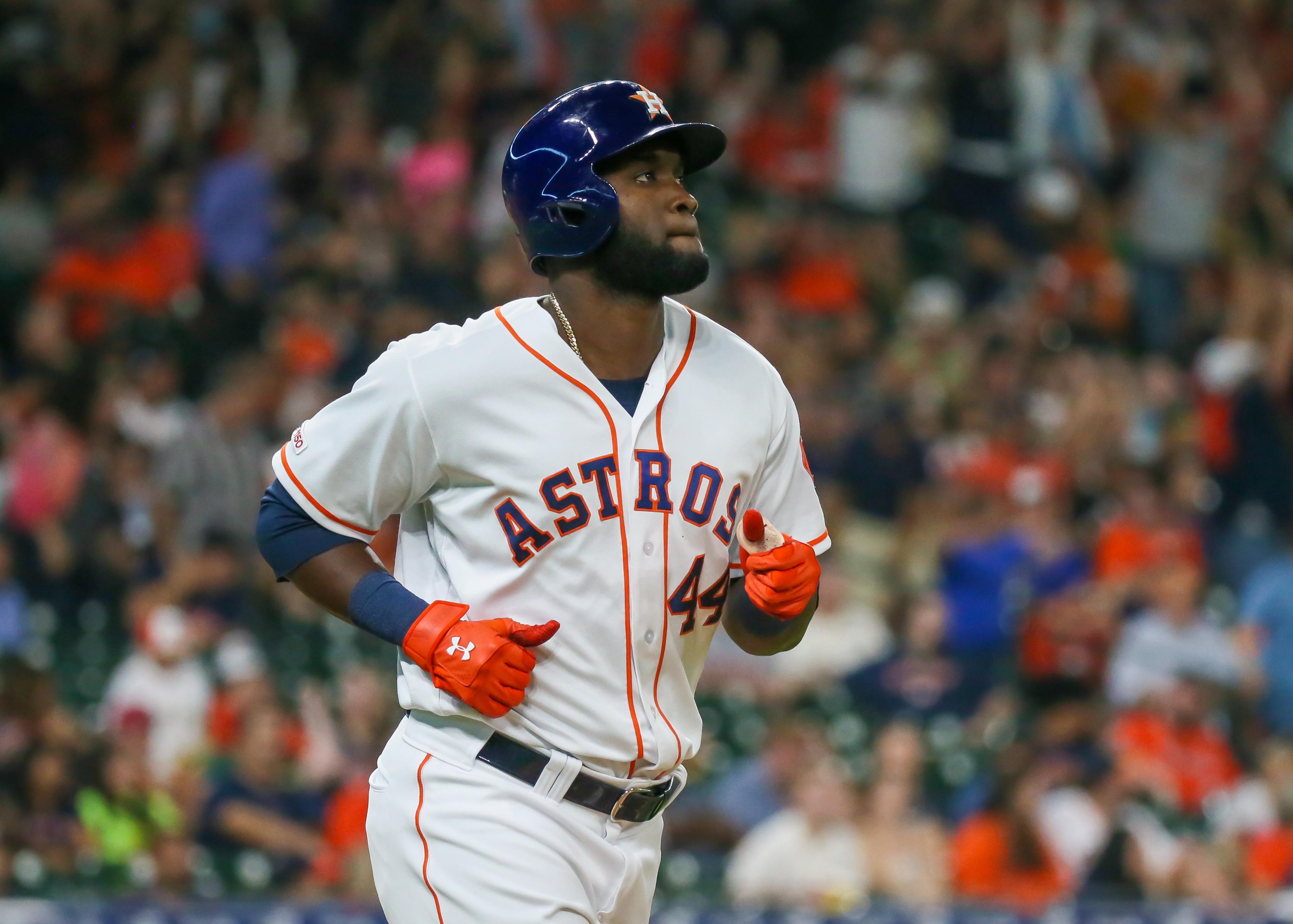 MLB: JUL 22 Athletics at Astros