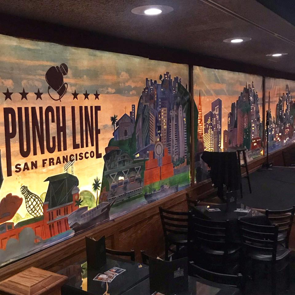 Endangered Punch Line Comedy Club Will Stay Put After All