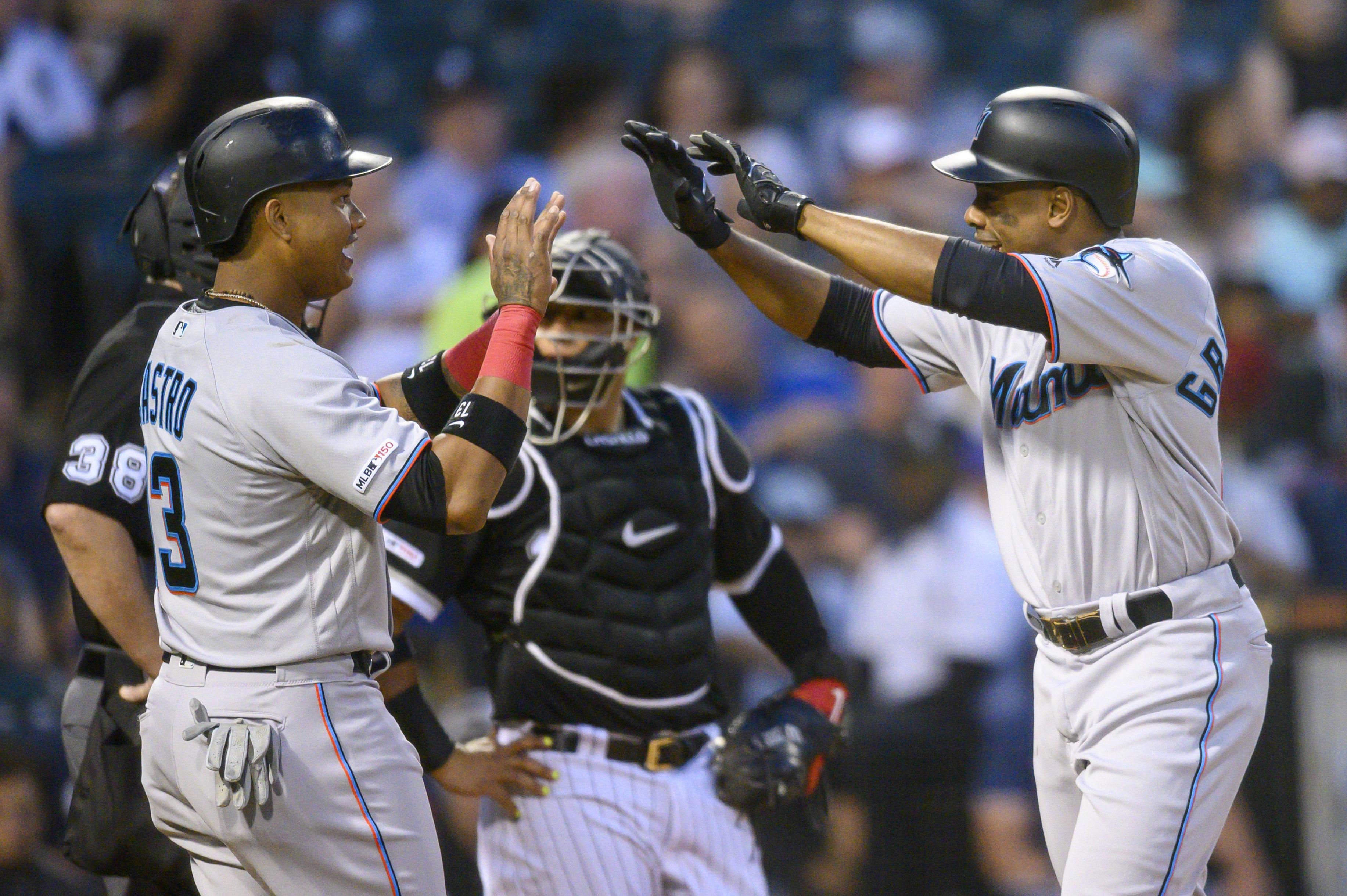 MLB: Miami Marlins at Chicago White Sox
