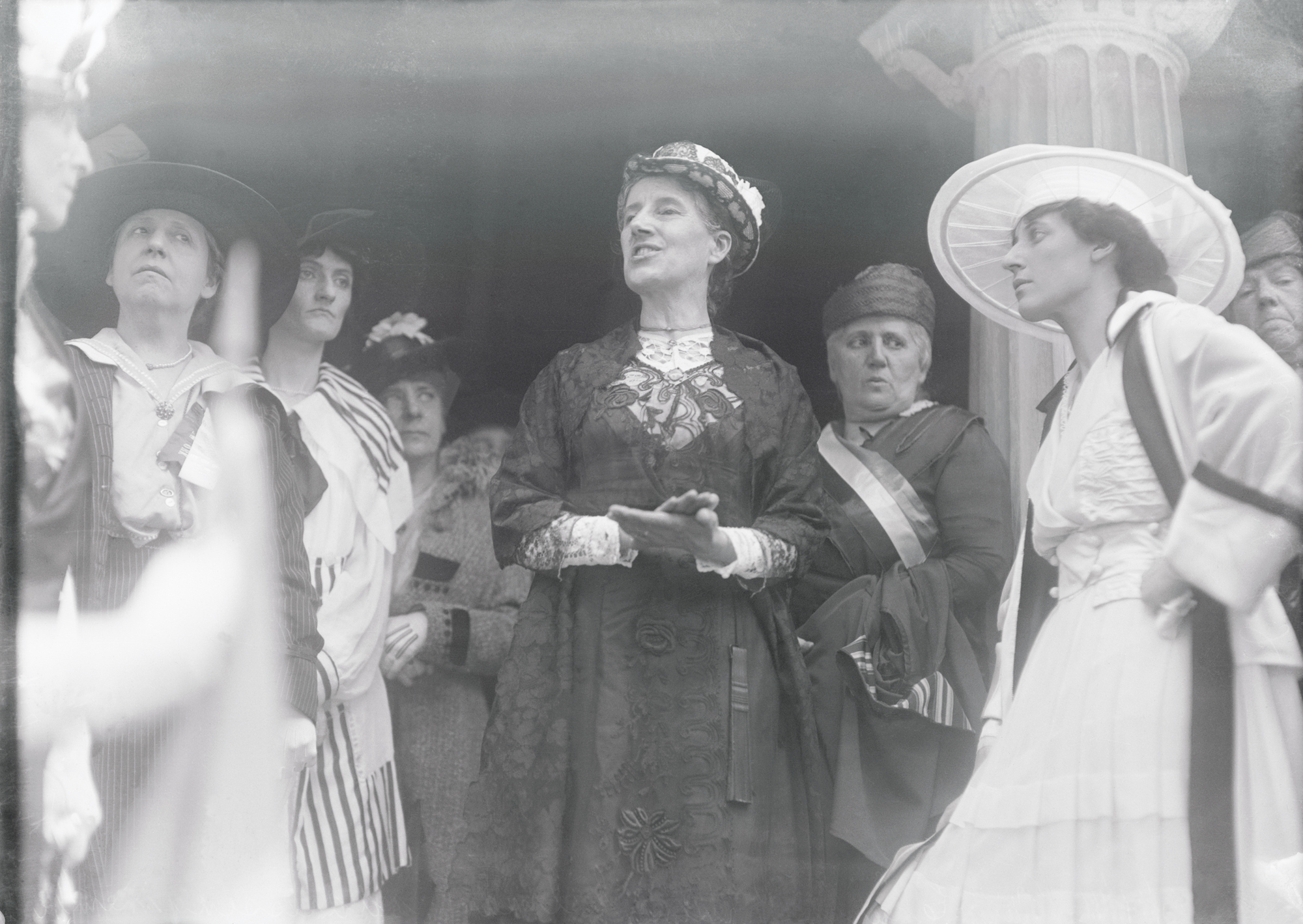 Charlotte Perkins Gilman, a feminist activist from the late 19th and early 20th centuries, promoted new architecture to advance women in society.