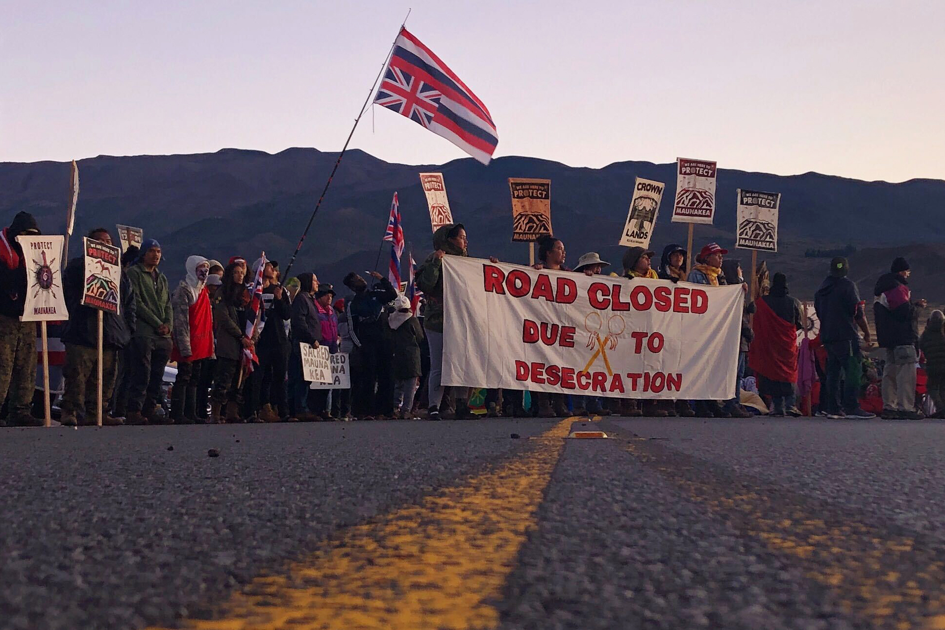 Mauna Kea protests: what's at stake for Native Hawaiians - Vox
