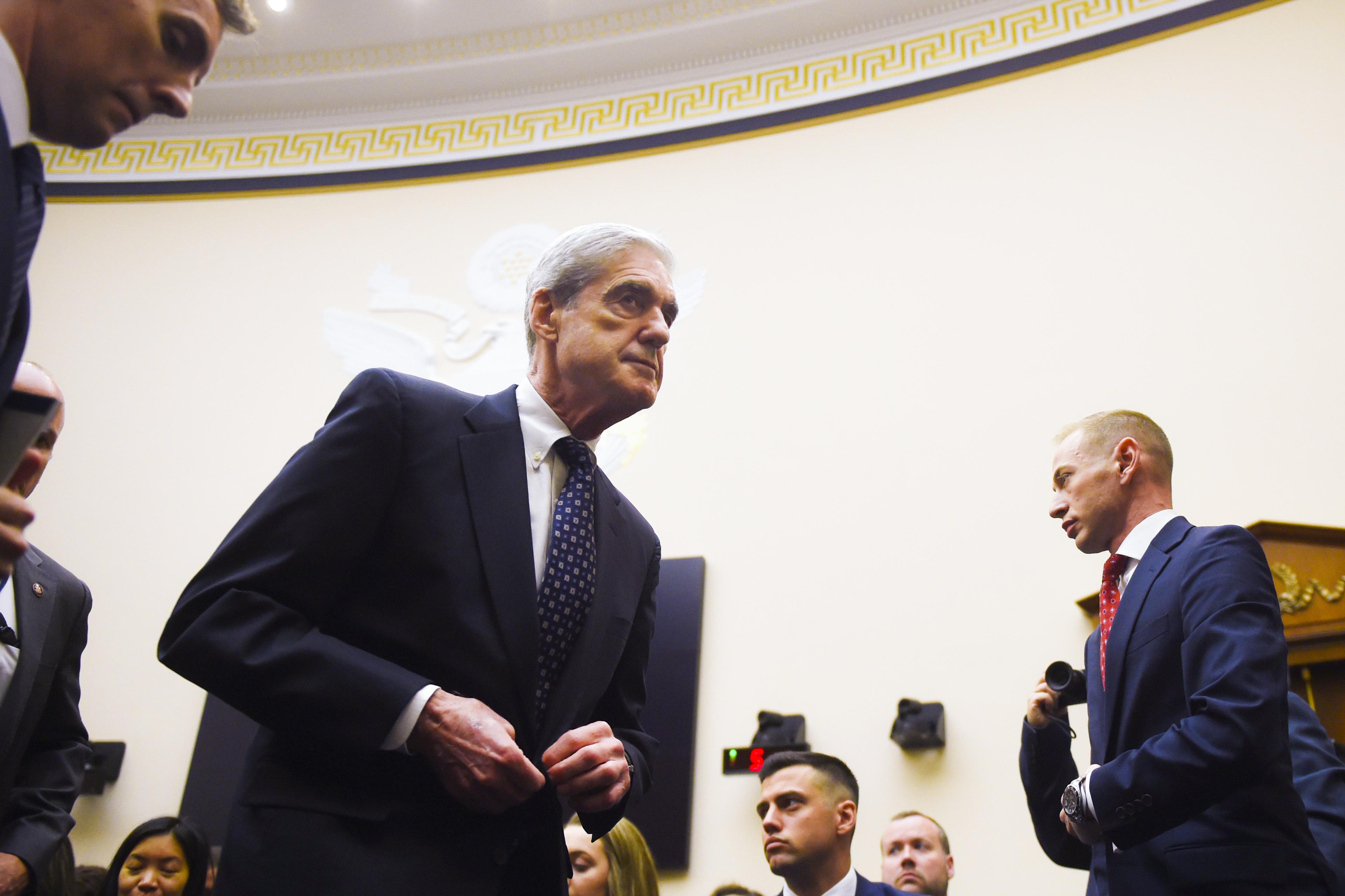 4 takeaways from Robert Mueller's testimony