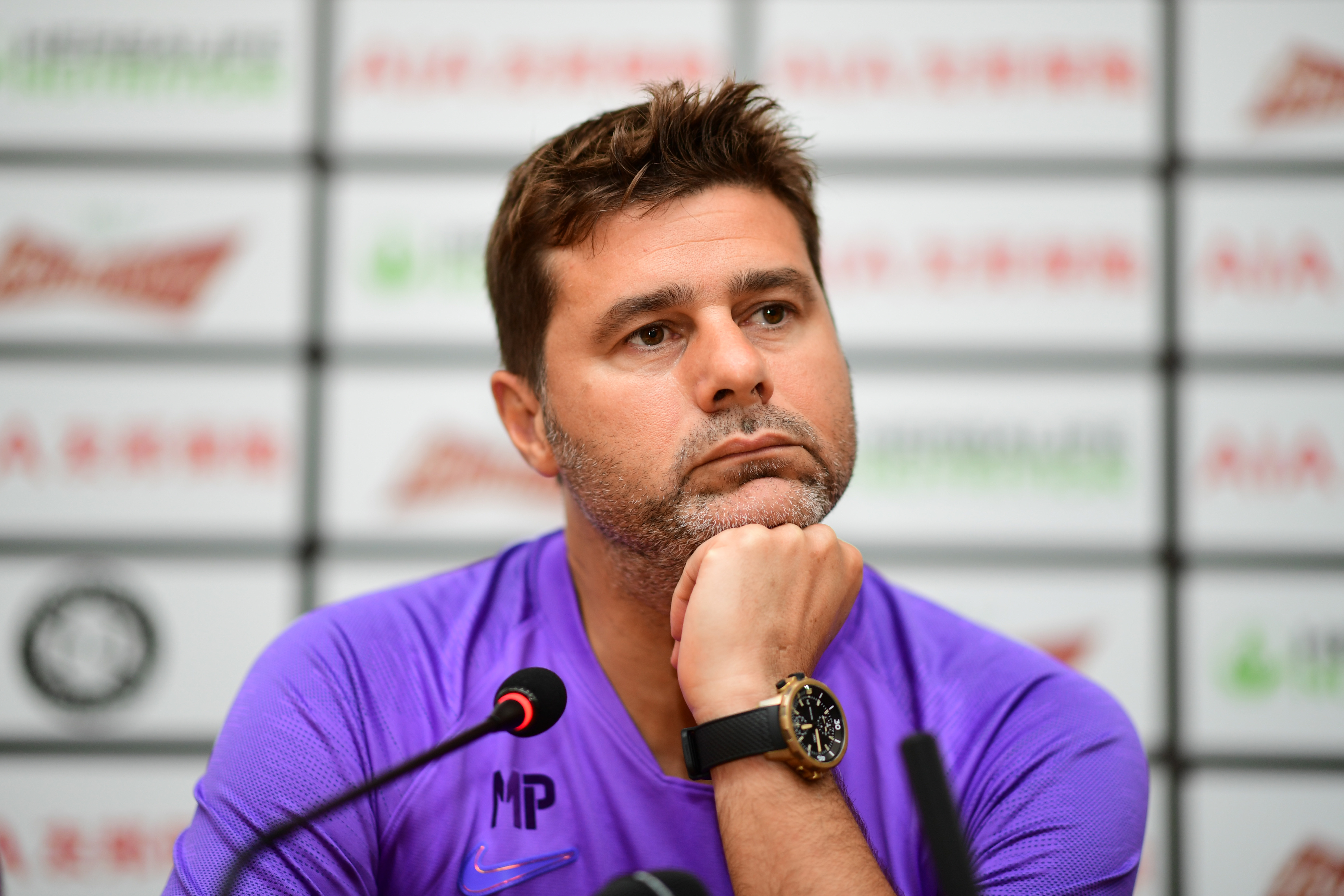 Tottenham Hotspur Official Training & Press Conference