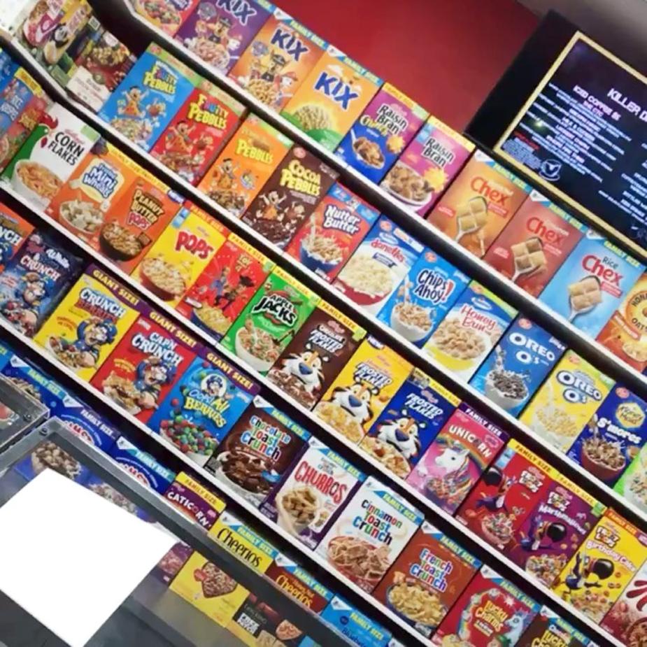 The Cereal Killerz Kitchen