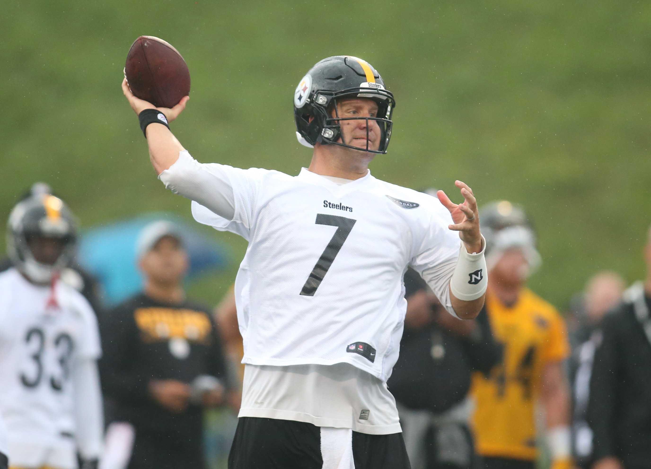 the best attitude 61ff3 c7733 Welcome to the 2019 Pittsburgh Steelers Training Camp ...