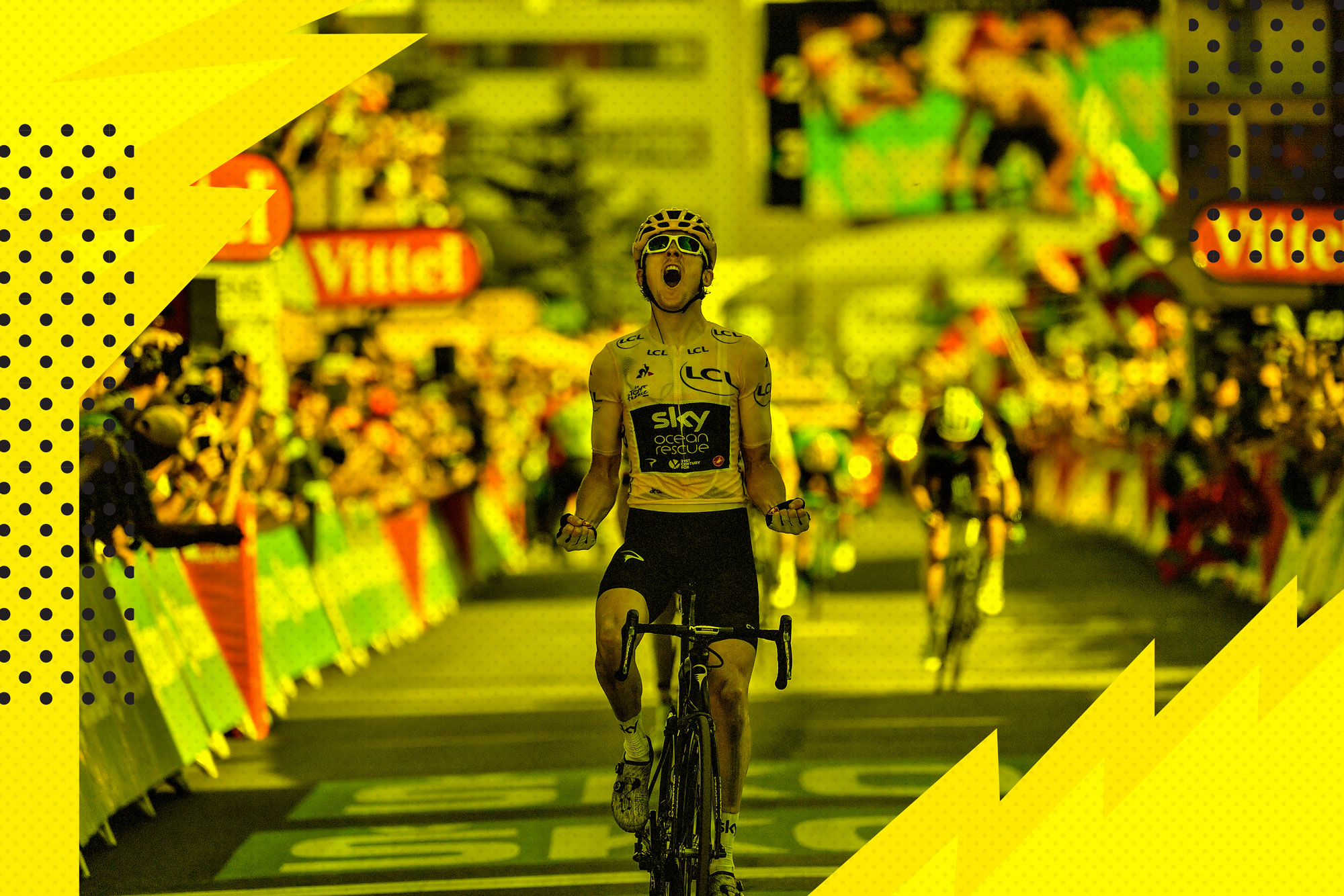 How mountains create Tour de France legends