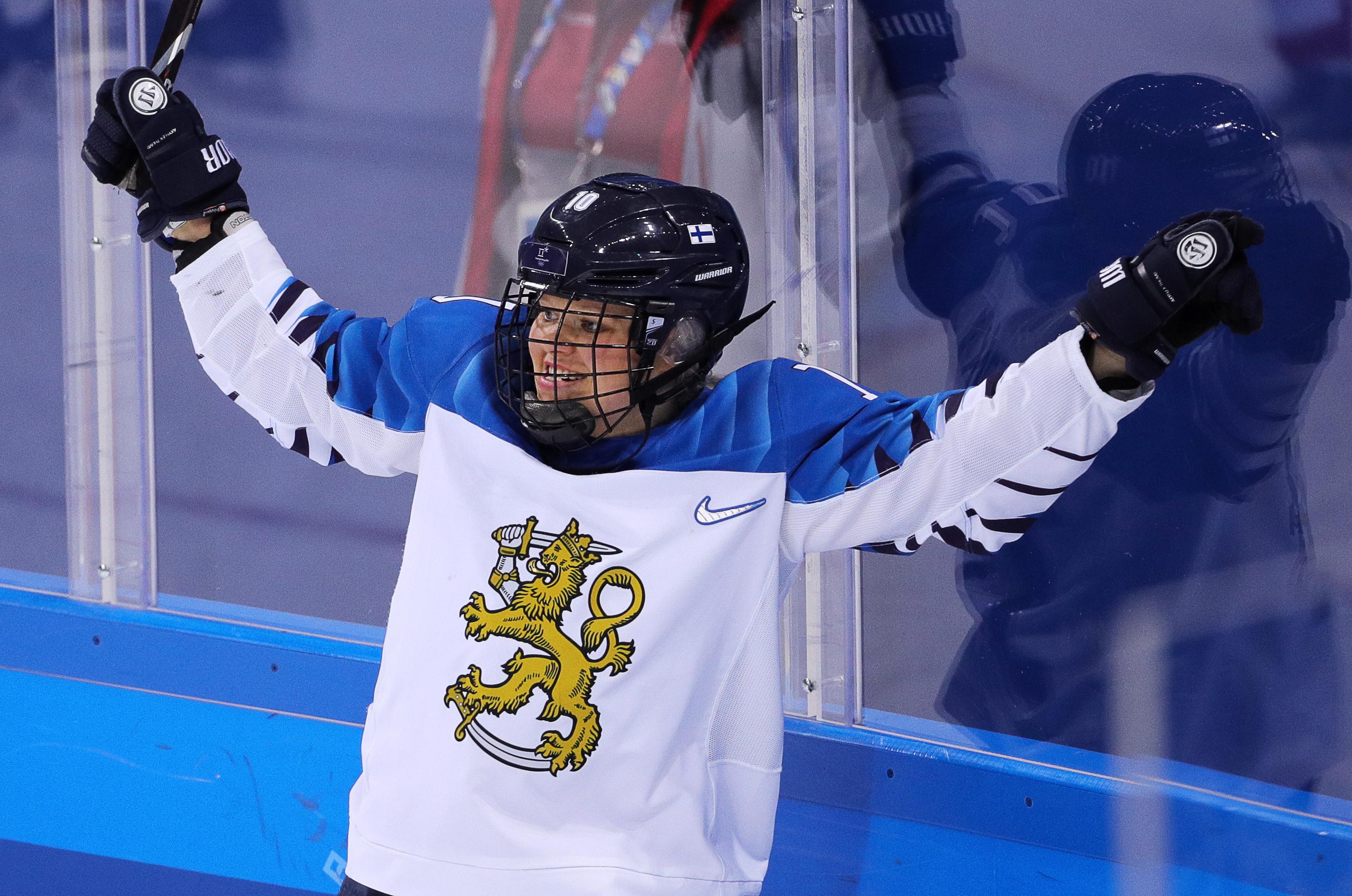 PyeongChang 2018 Olympics: women's ice hockey bronze medal match