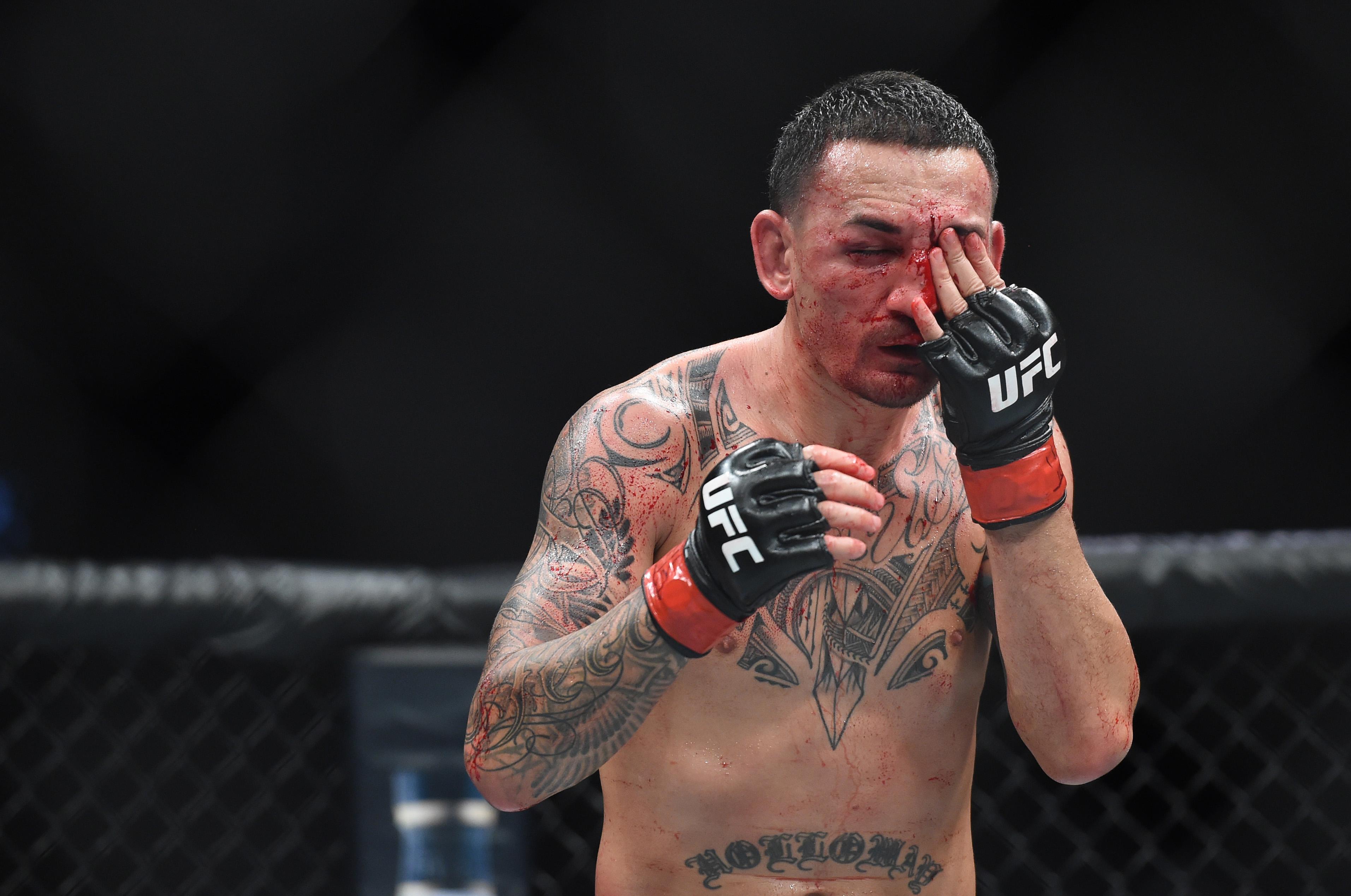 MMA: UFC 236- Holloway vs Poirier