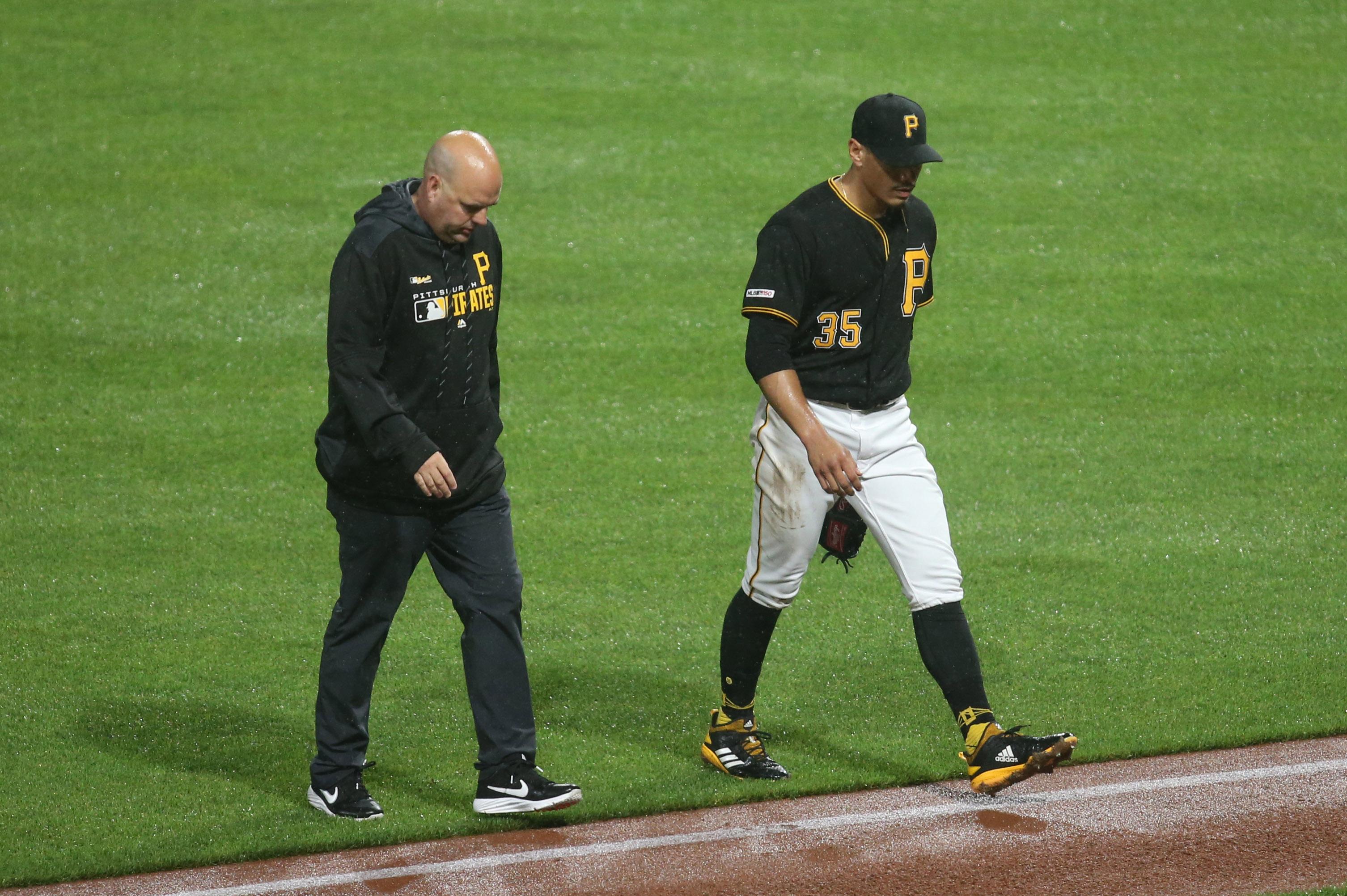 MLB: Oakland Athletics at Pittsburgh Pirates