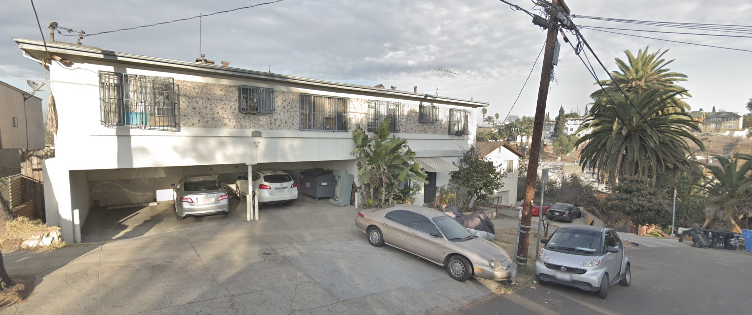 657 rent-controlled apartments stripped from LA's rental market in three months