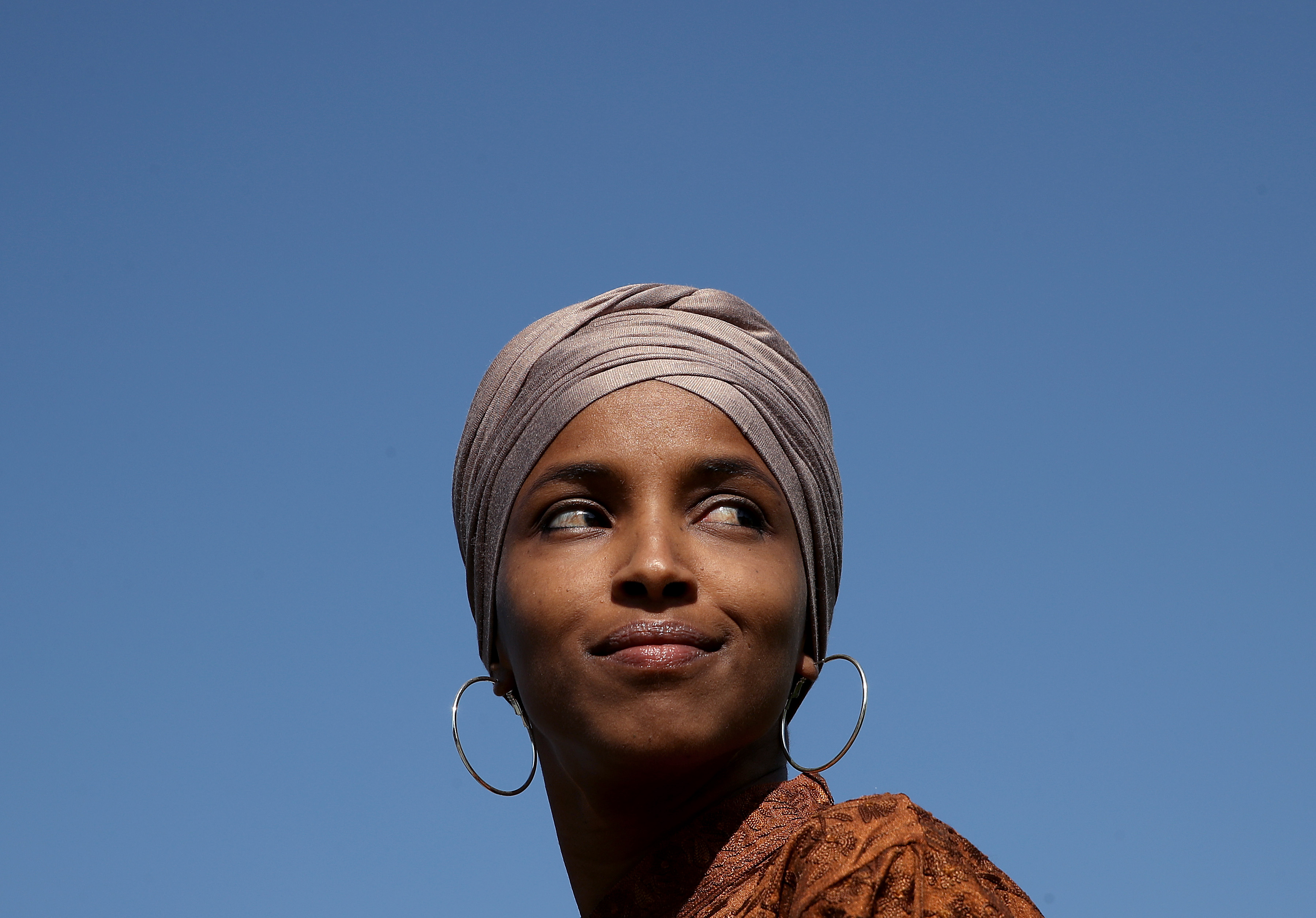 """Ilhan Omar: Marco Rubio smears her with quote about """"white"""