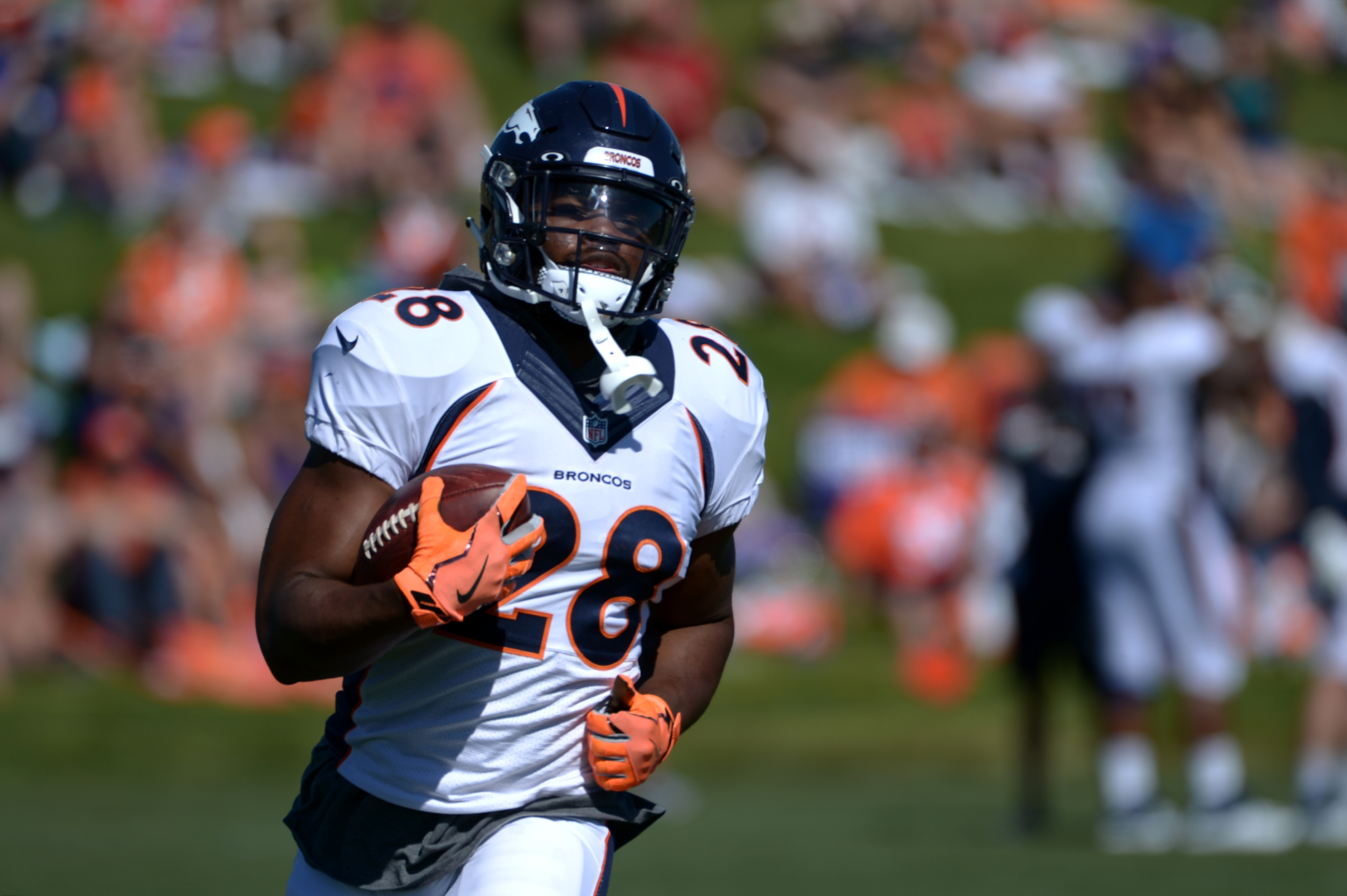 4fc1bc4f Denver Broncos Training Camp: Day 7 news and notes - Mile High Report