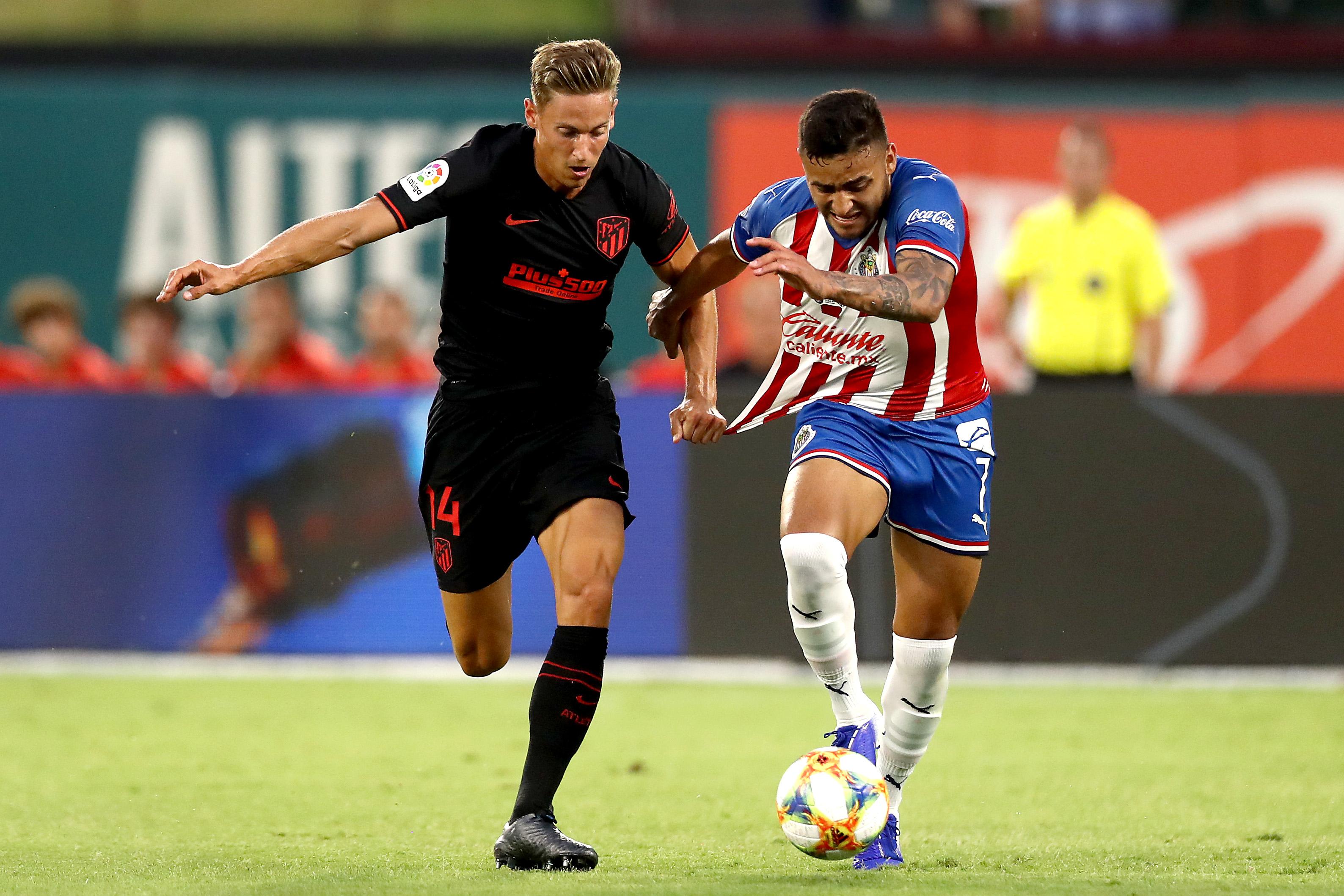Chivas de Guadalajara v Atletico de Madrid - 2019 International Champions Cup