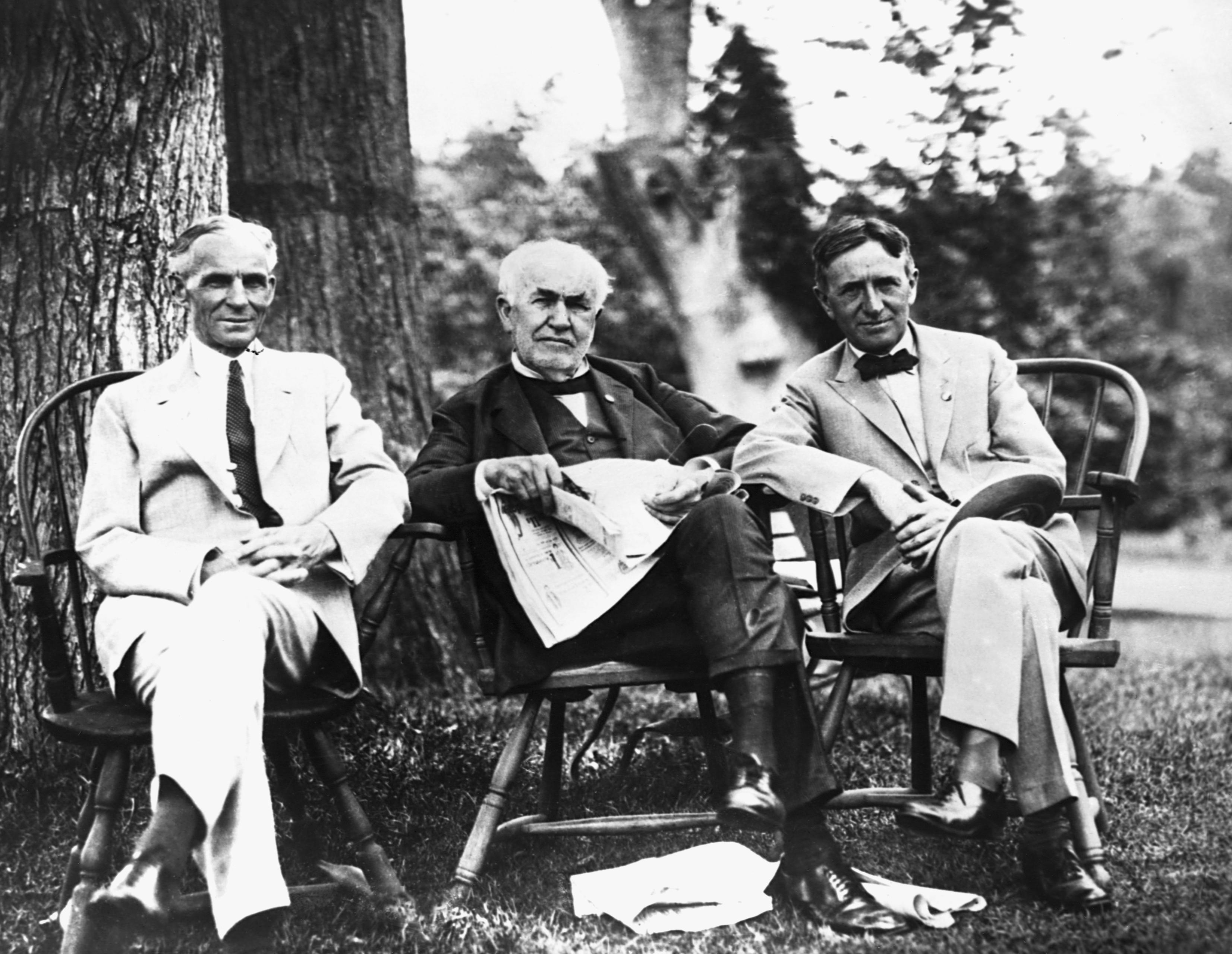 Three American Innovators
