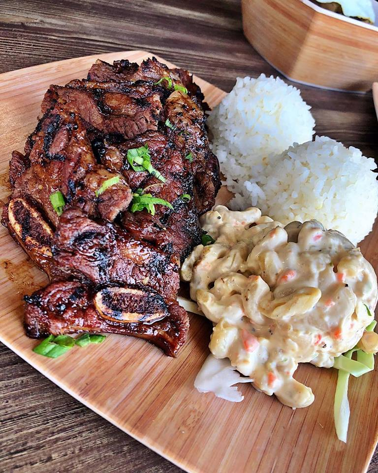 Where To Find Hawaiian Plate Lunches in Las Vegas