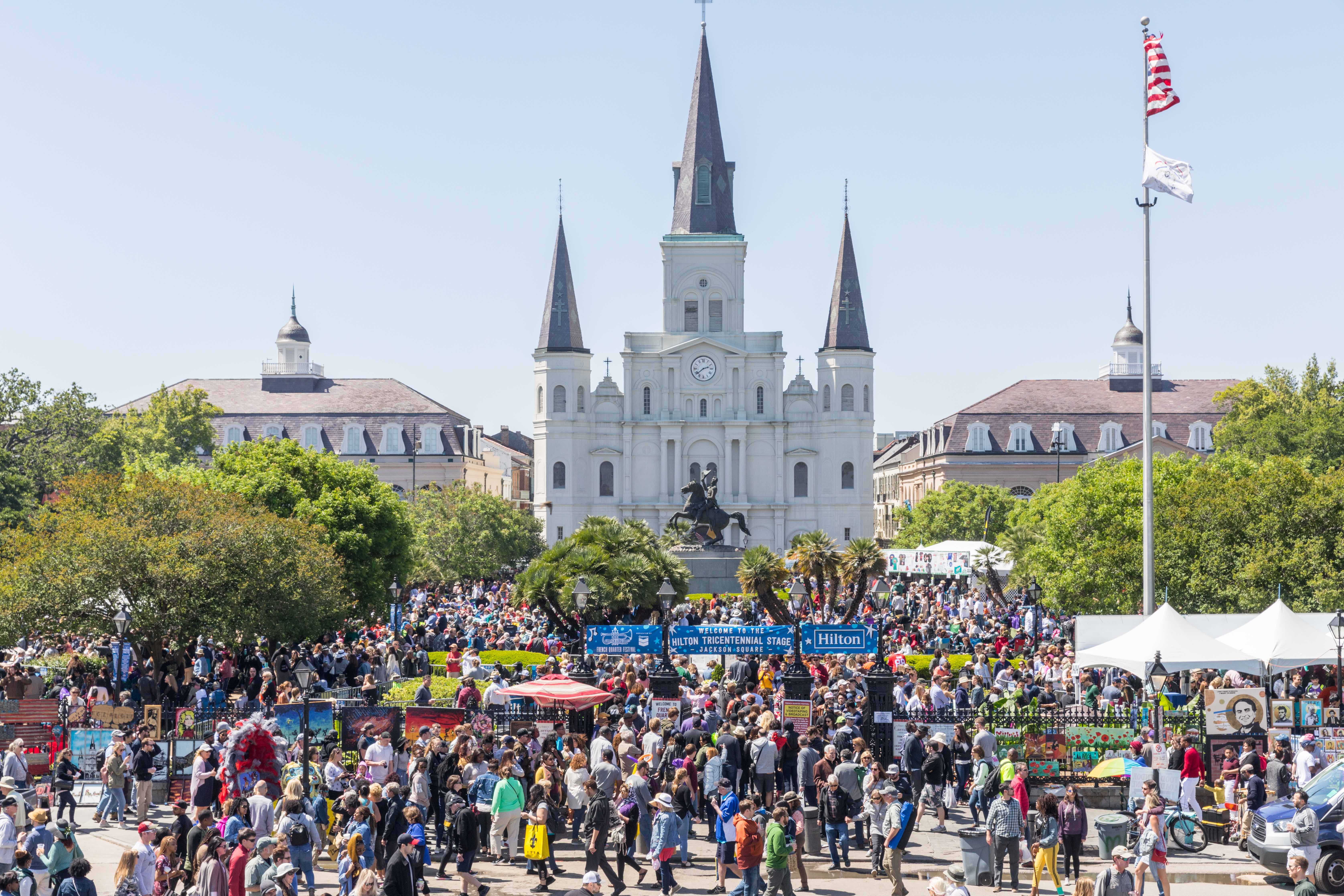 French Quarter Jazz Festival 2020 French Quarter Fest and Jazz Fest 2020 to be held on back to back