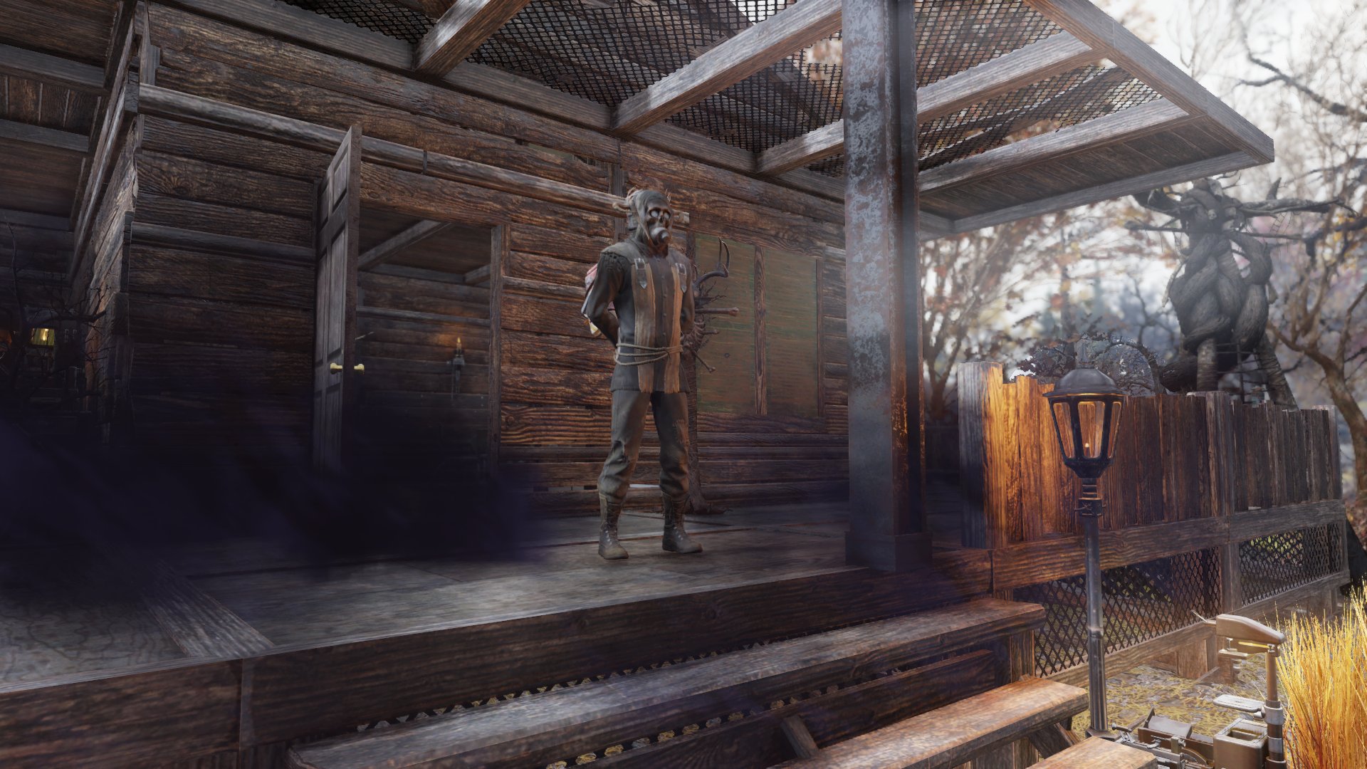 Oh no: I discovered a cultist hideout in Fallout 76 and I can't stop screaming