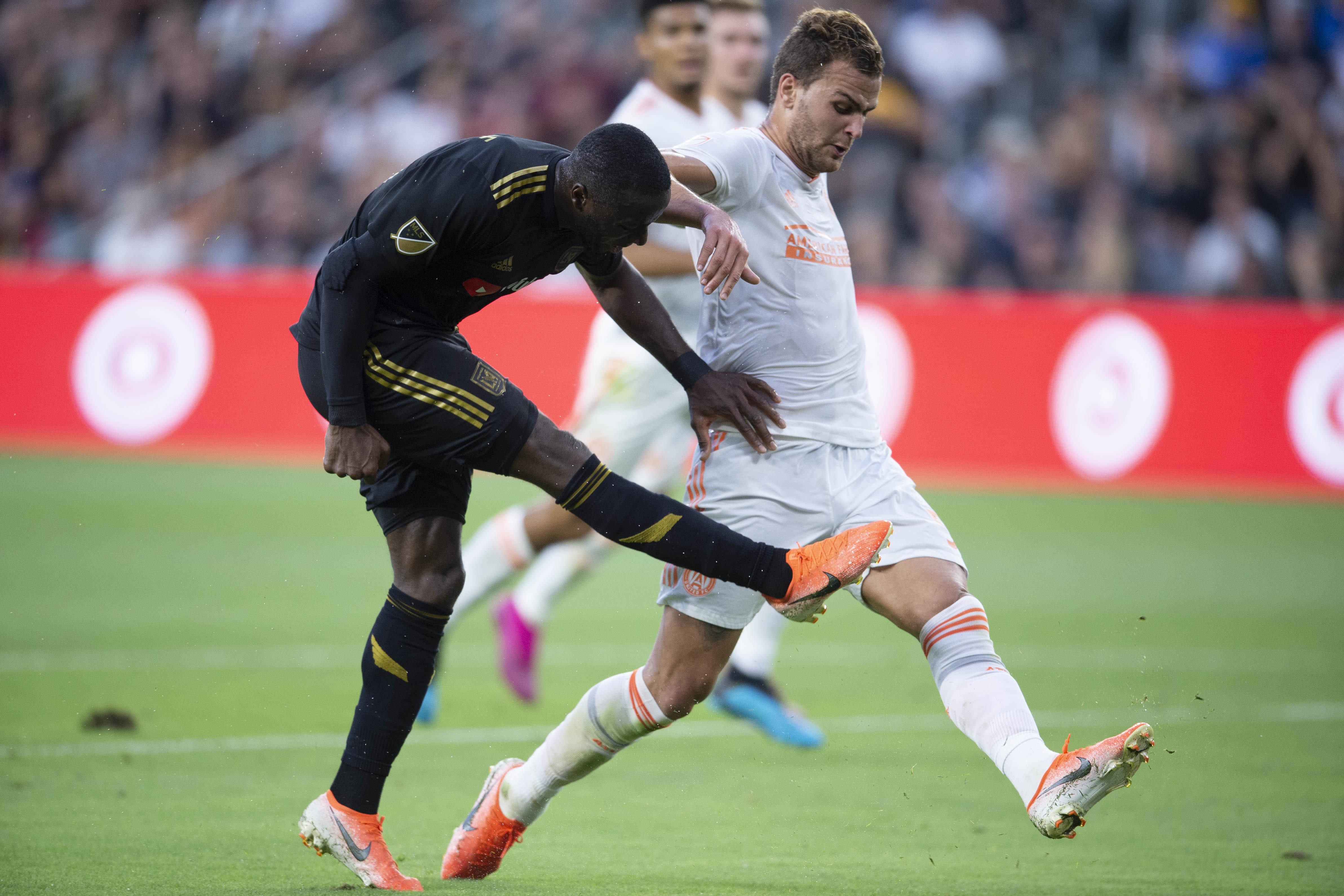 MLS: Atlanta United FC at Los Angeles FC