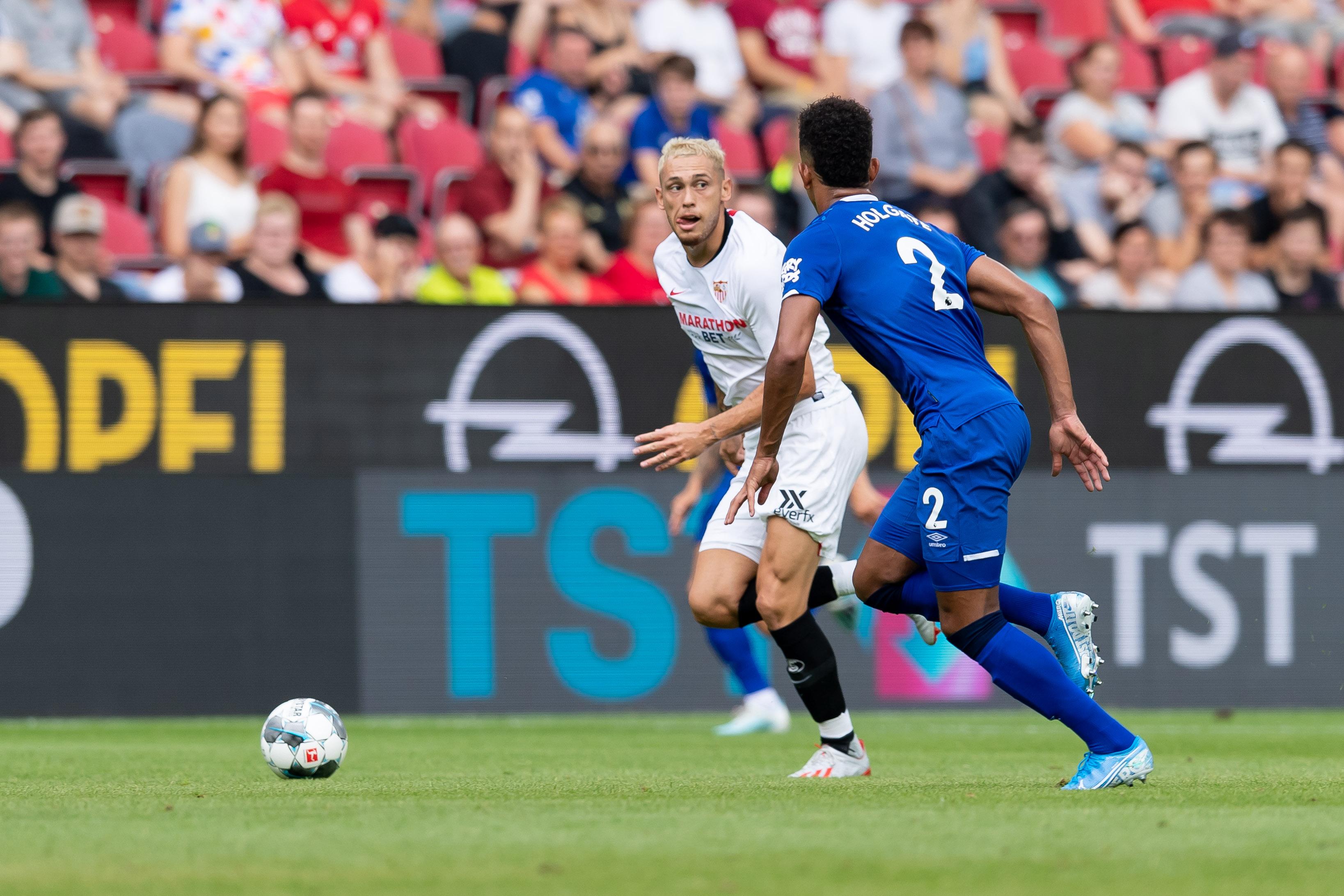 FC Everton v FC Sevilla - Opel Cup 2019