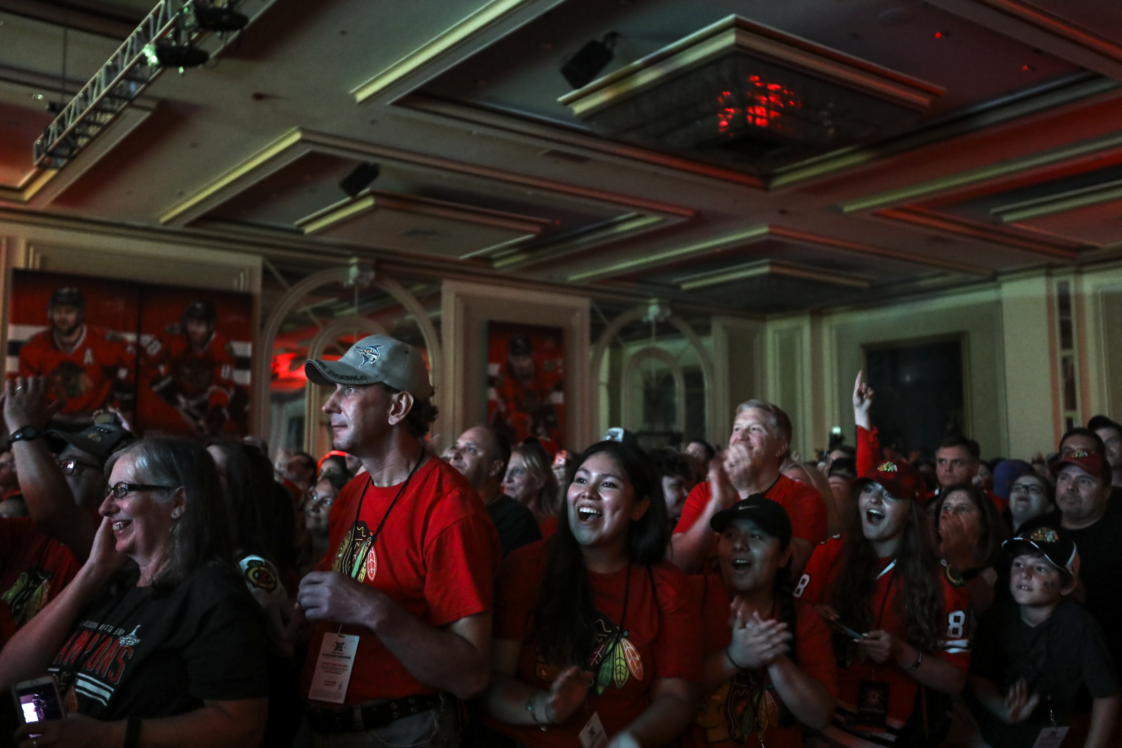 Chicago Blackhawks Convention
