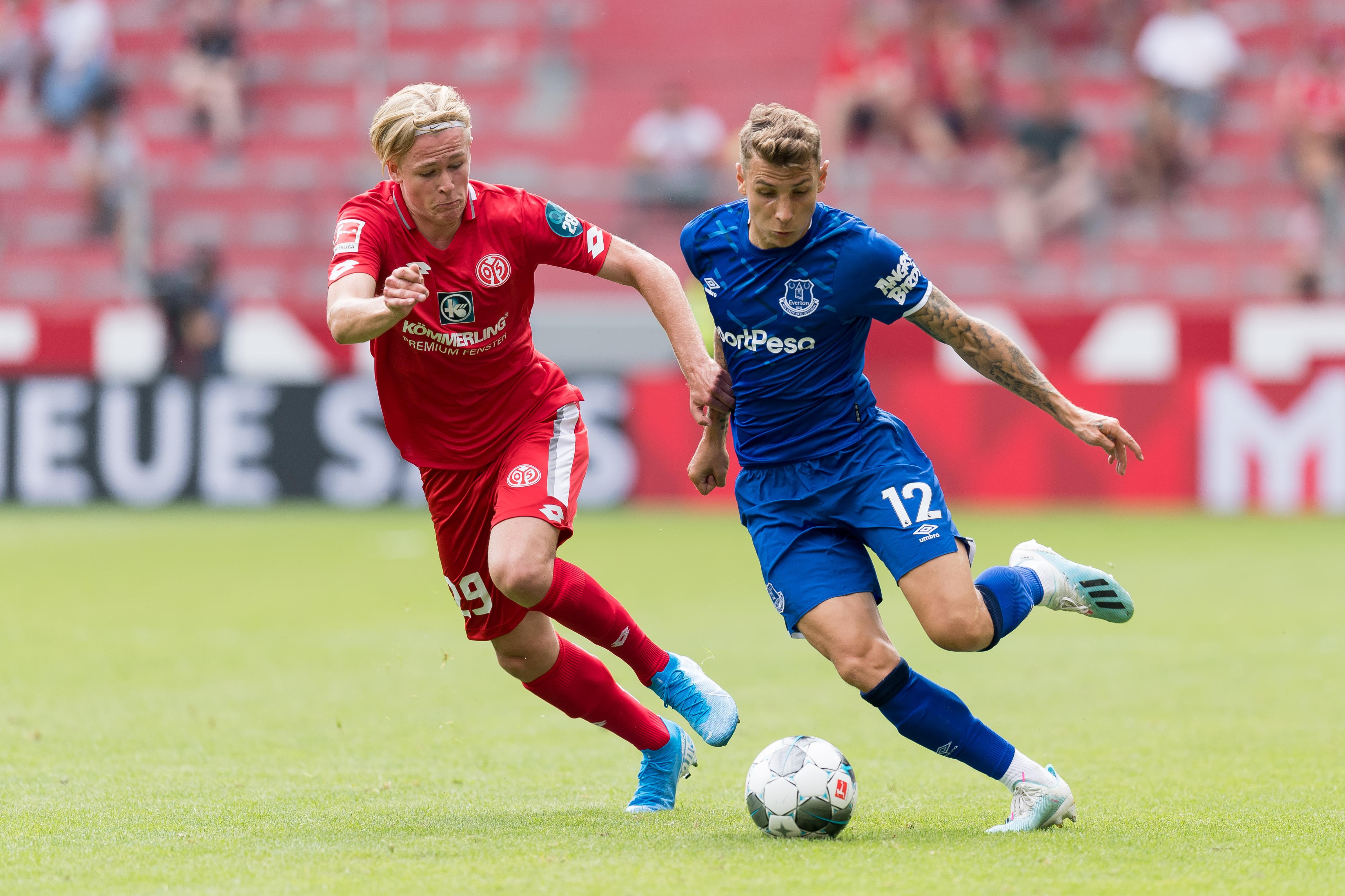 1. FSV Mainz 05 v FC Everton - Opel Cup 2019