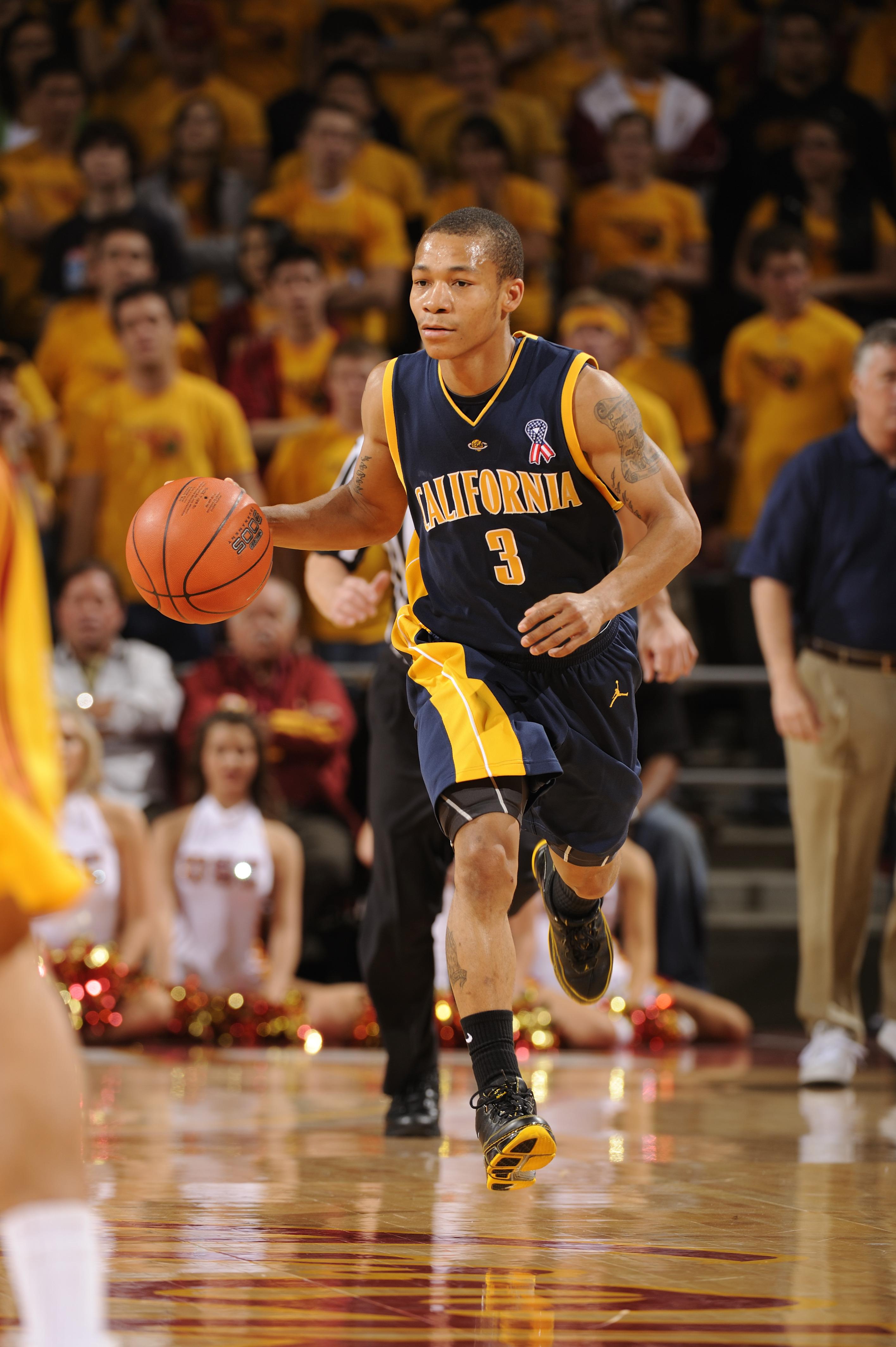 NCAA BASKETBALL: JAN 31 Cal at USC