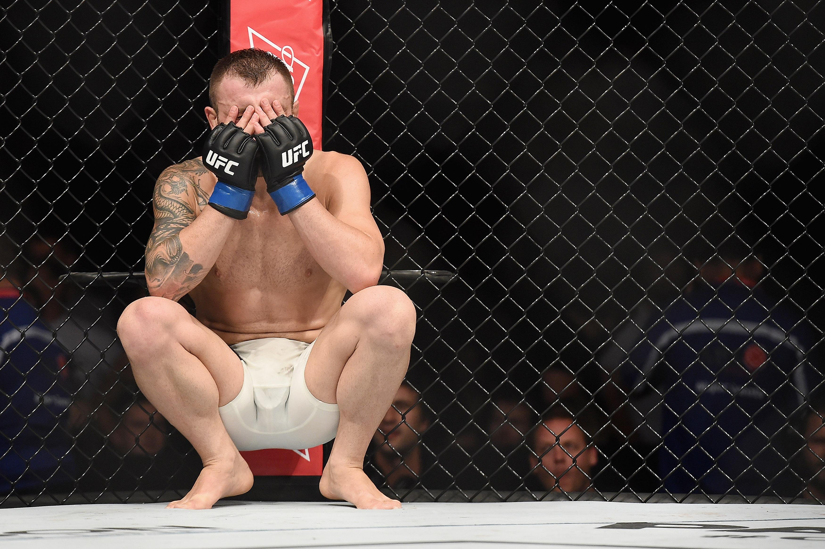 MMA: UFC Fight Night-Kasuya vs Volkanovski