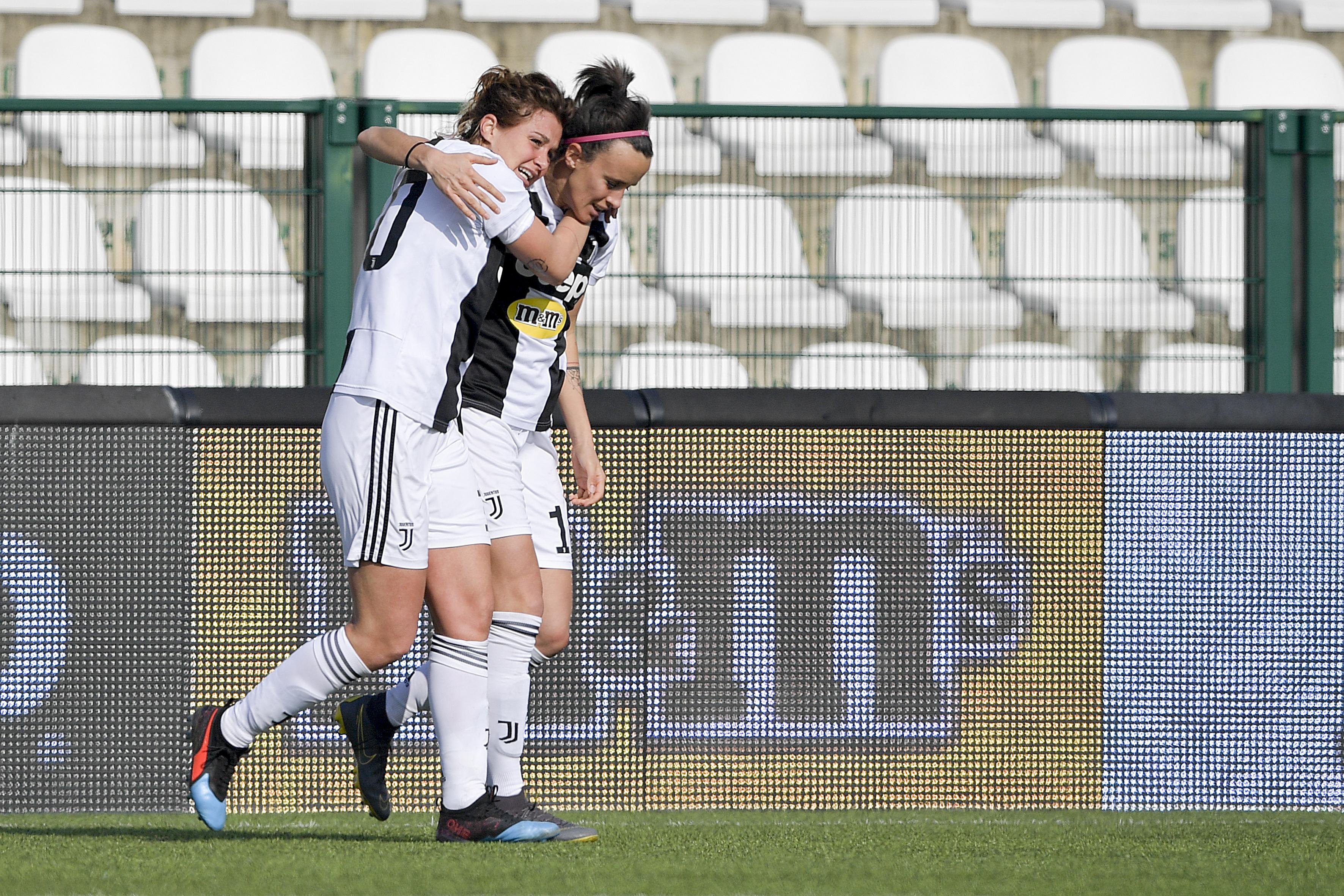 Juventus Women v AC Milan - Women Serie A