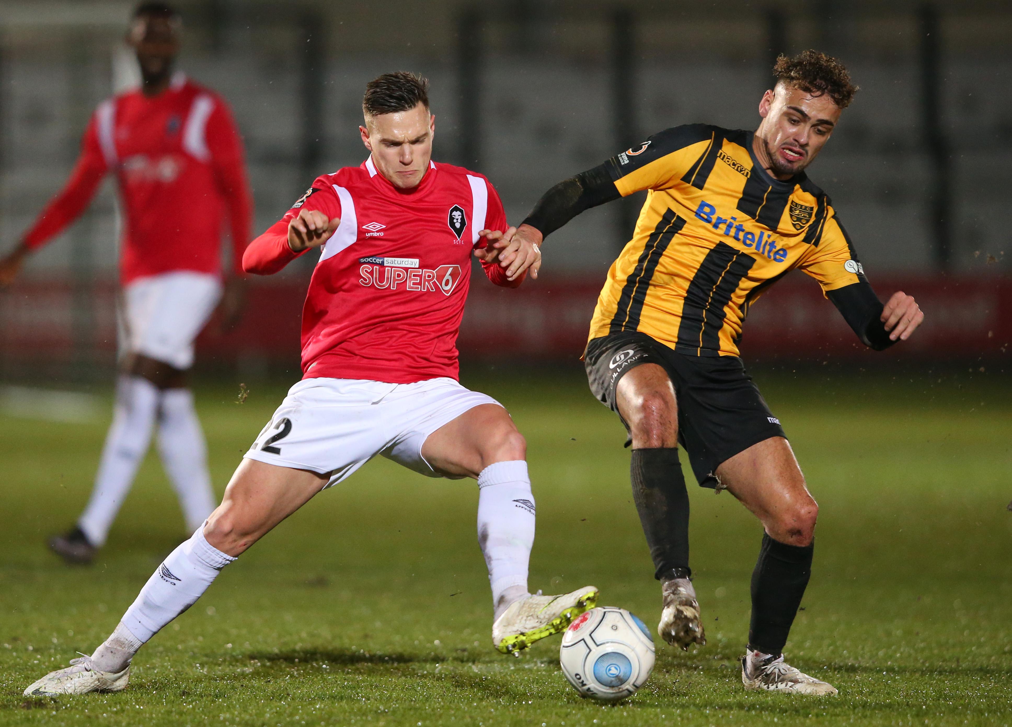 Salford City v Maidstone United - FA Trophy Third Round