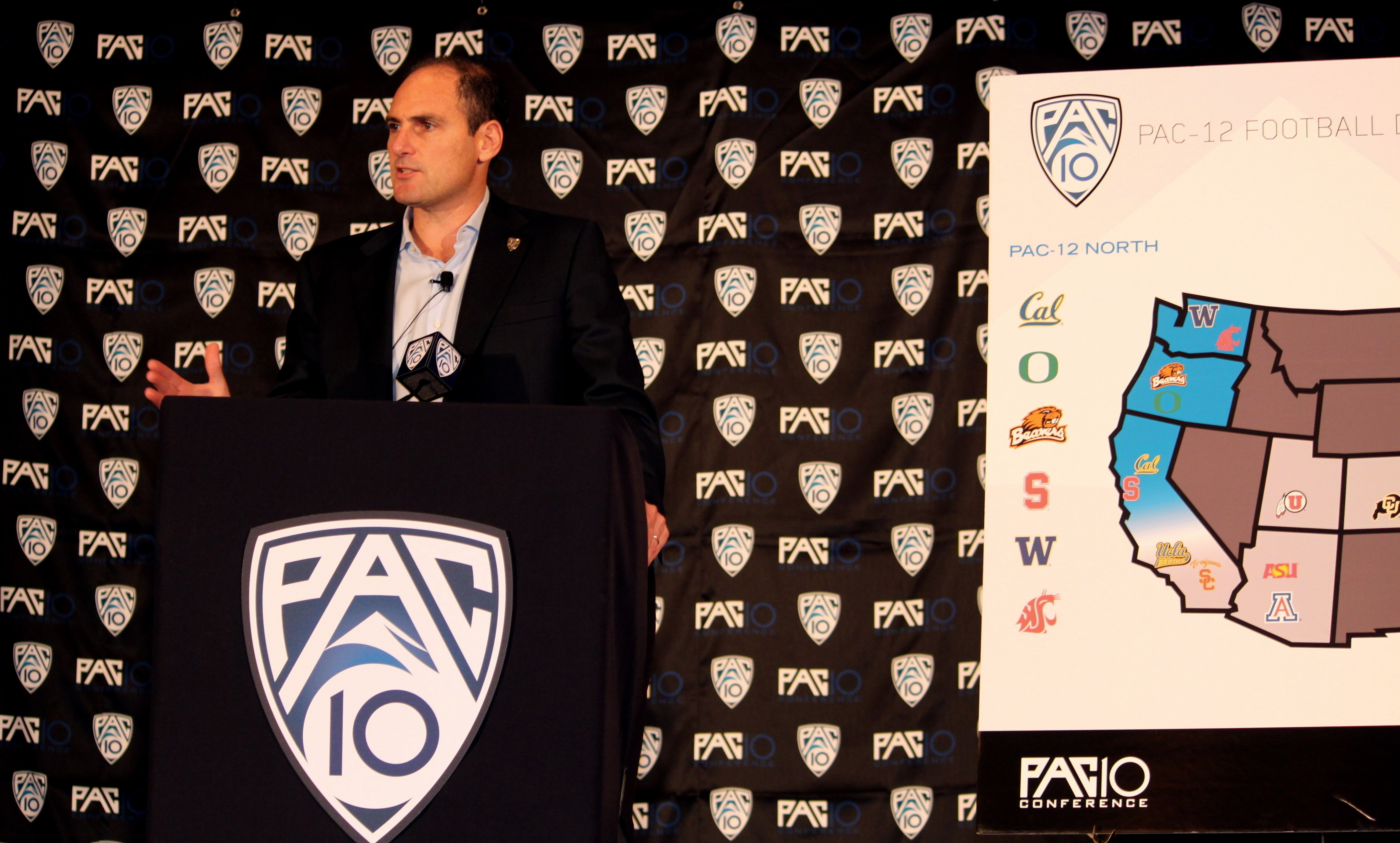 Pac-10 Press Conference