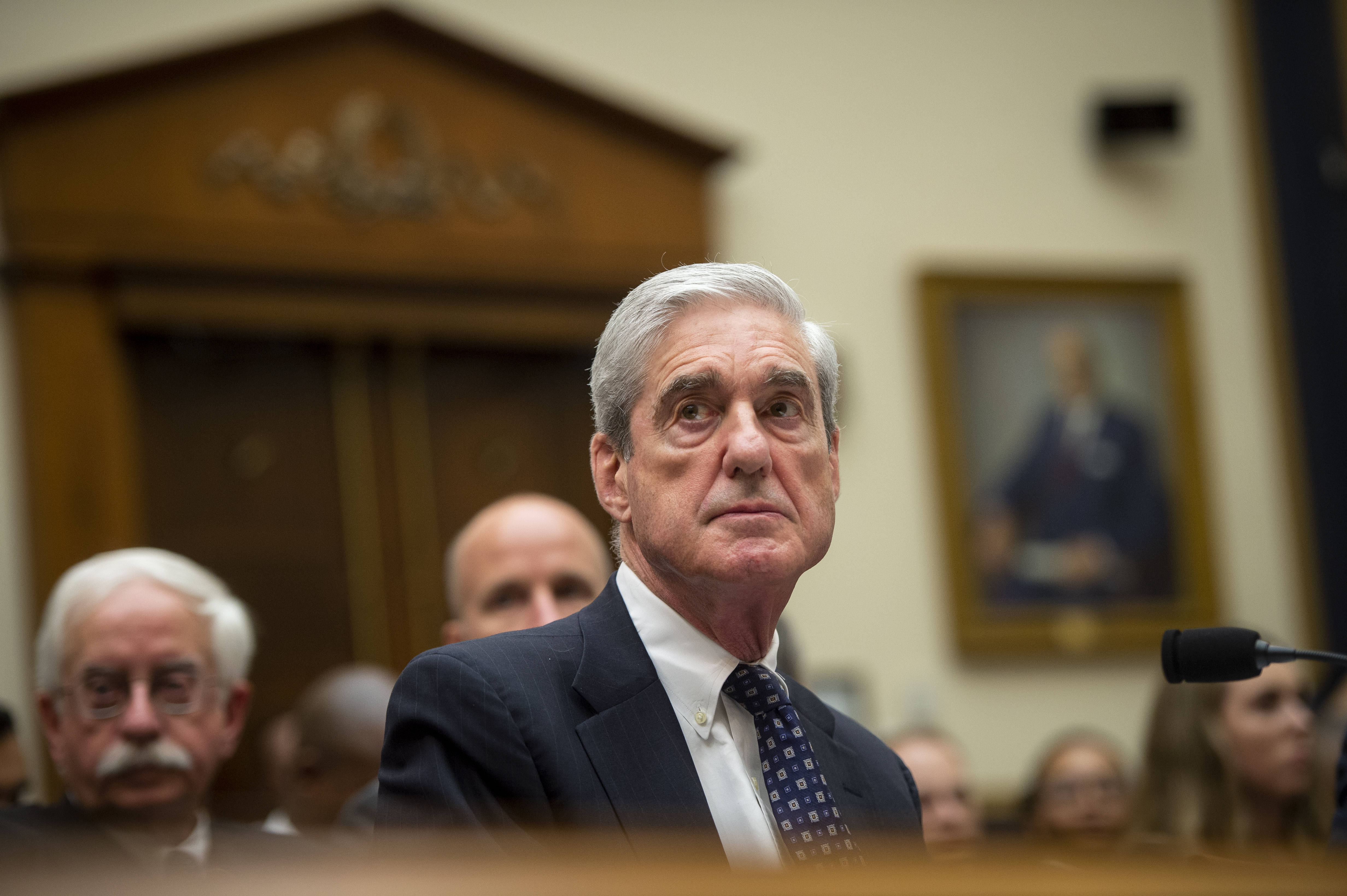 New polling finds Mueller's testimony didn't change Americans' minds on impeachment