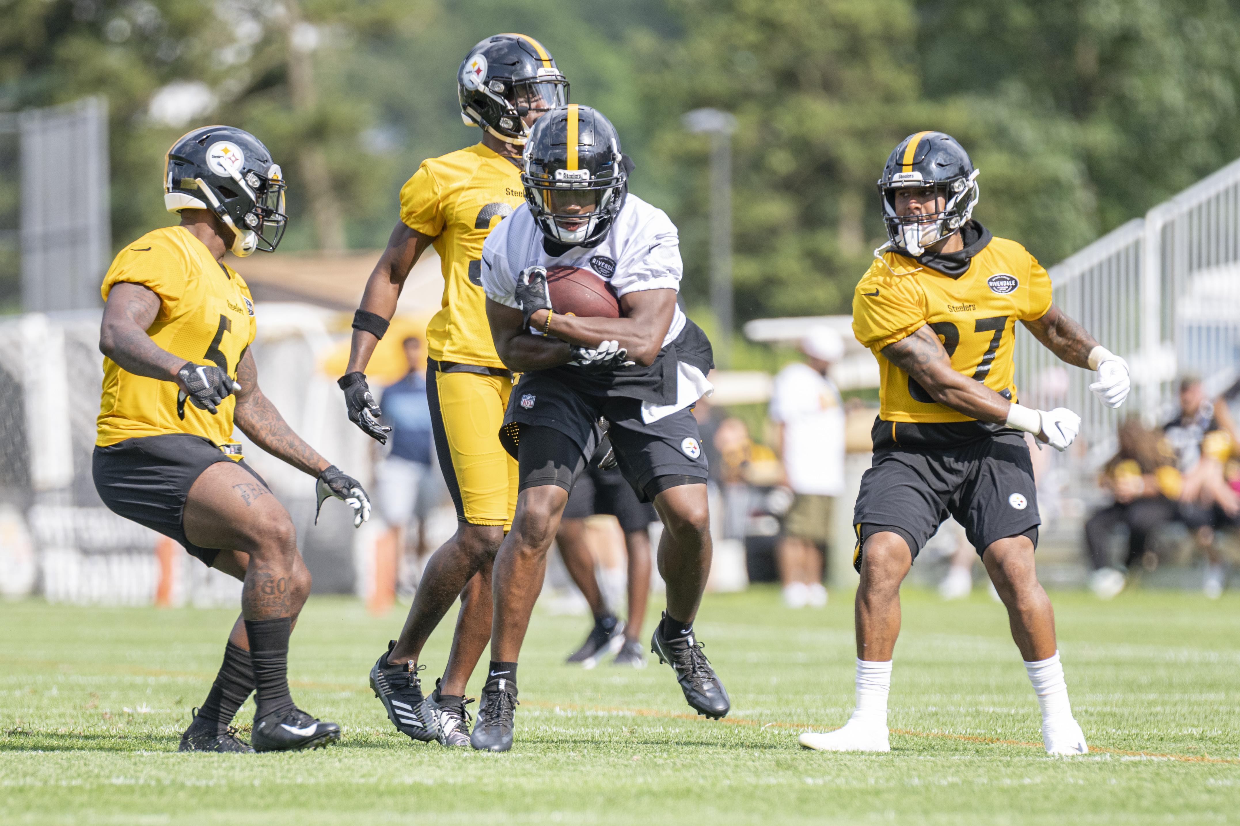 NFL: JUL 26 Steelers Training Camp