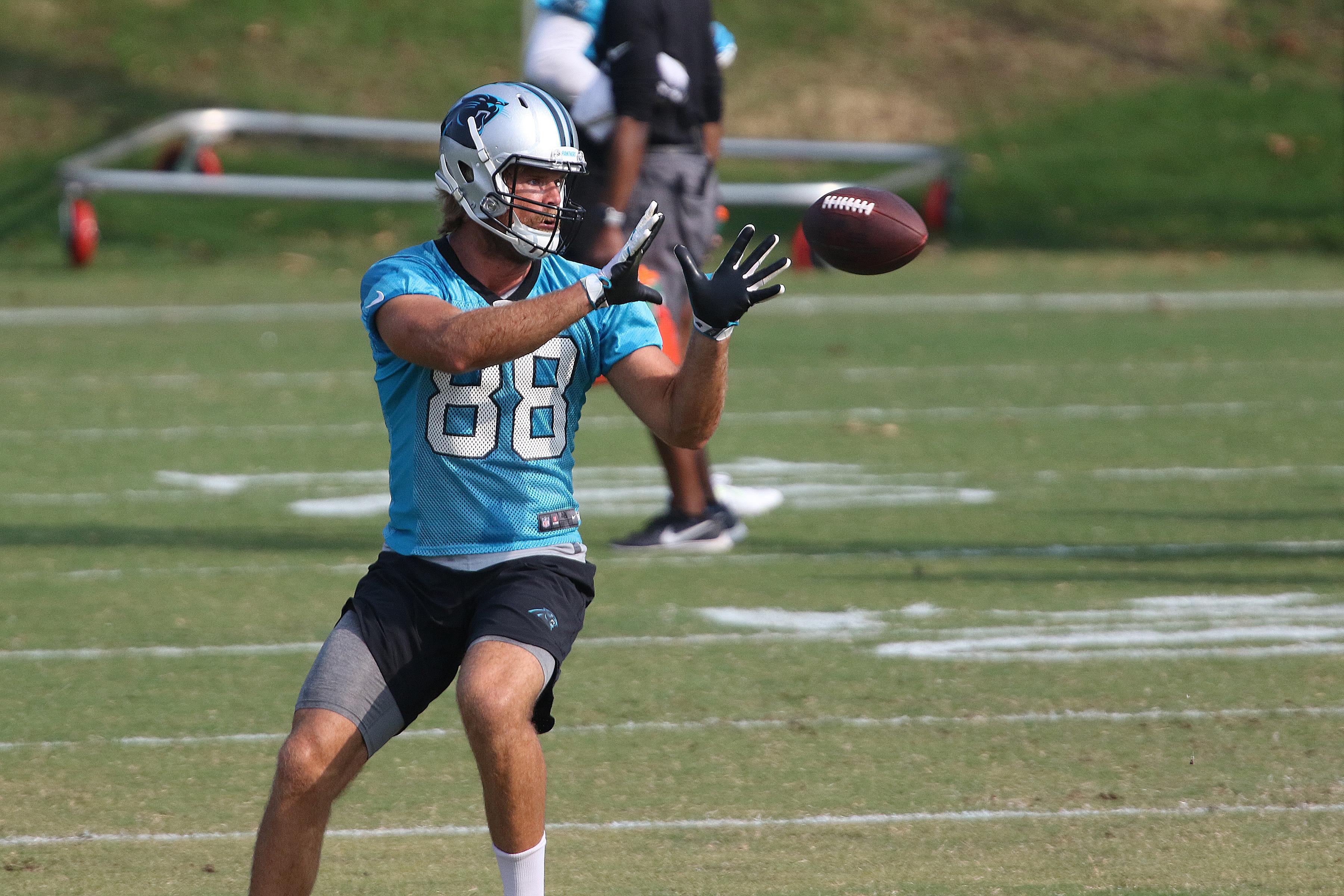 NFL: JUN 03 Carolina Panthers OTA