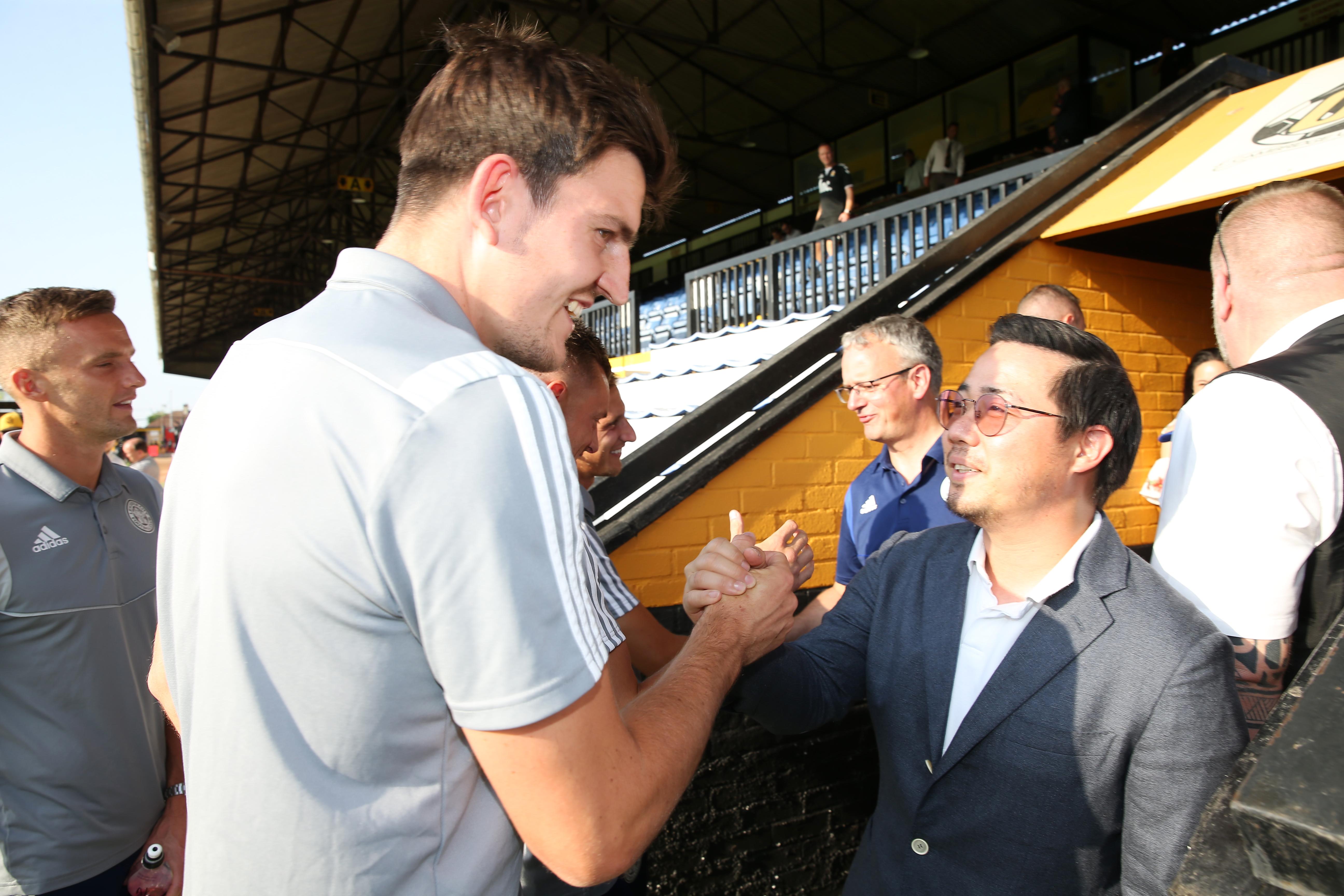Cambridge United v Leicester City - Pre-Season Friendly