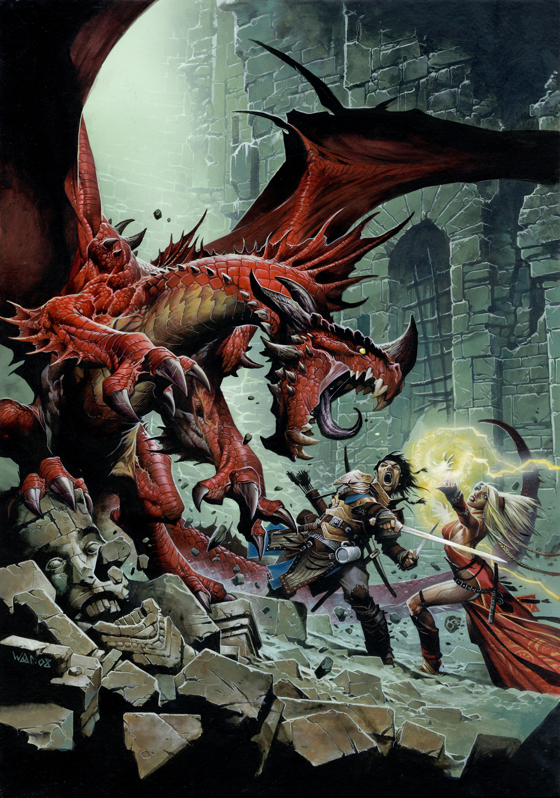 How many people are playing D&D compared to other tabletop