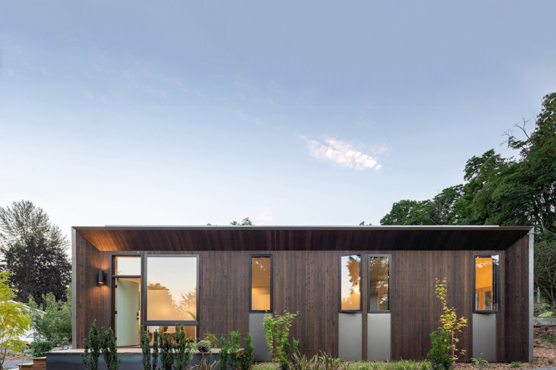 Eco-friendly prefab homes designed to boost cities' housing stock