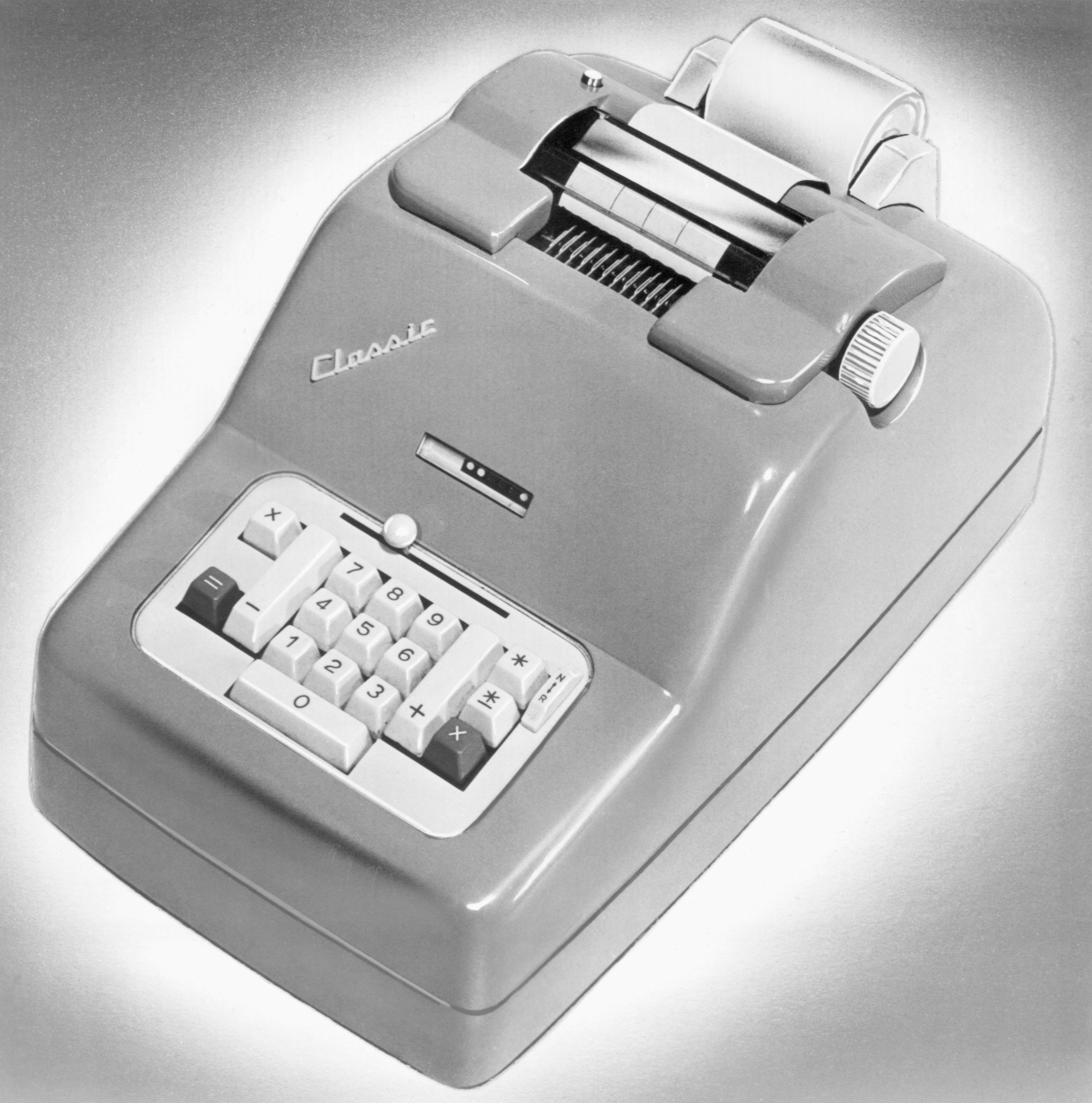 """Classic"" Printing Calculator"