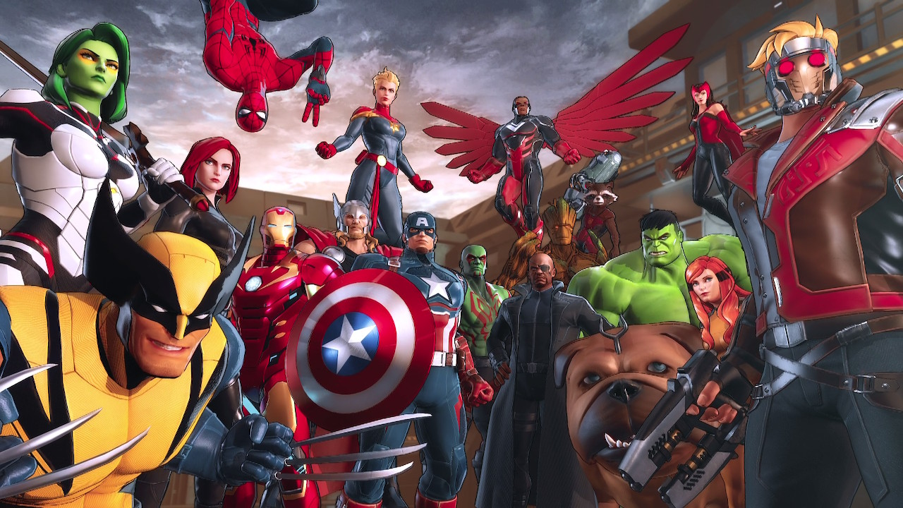 Marvel Ultimate Alliance 3 is the perfect bridge between the modern and future MCU